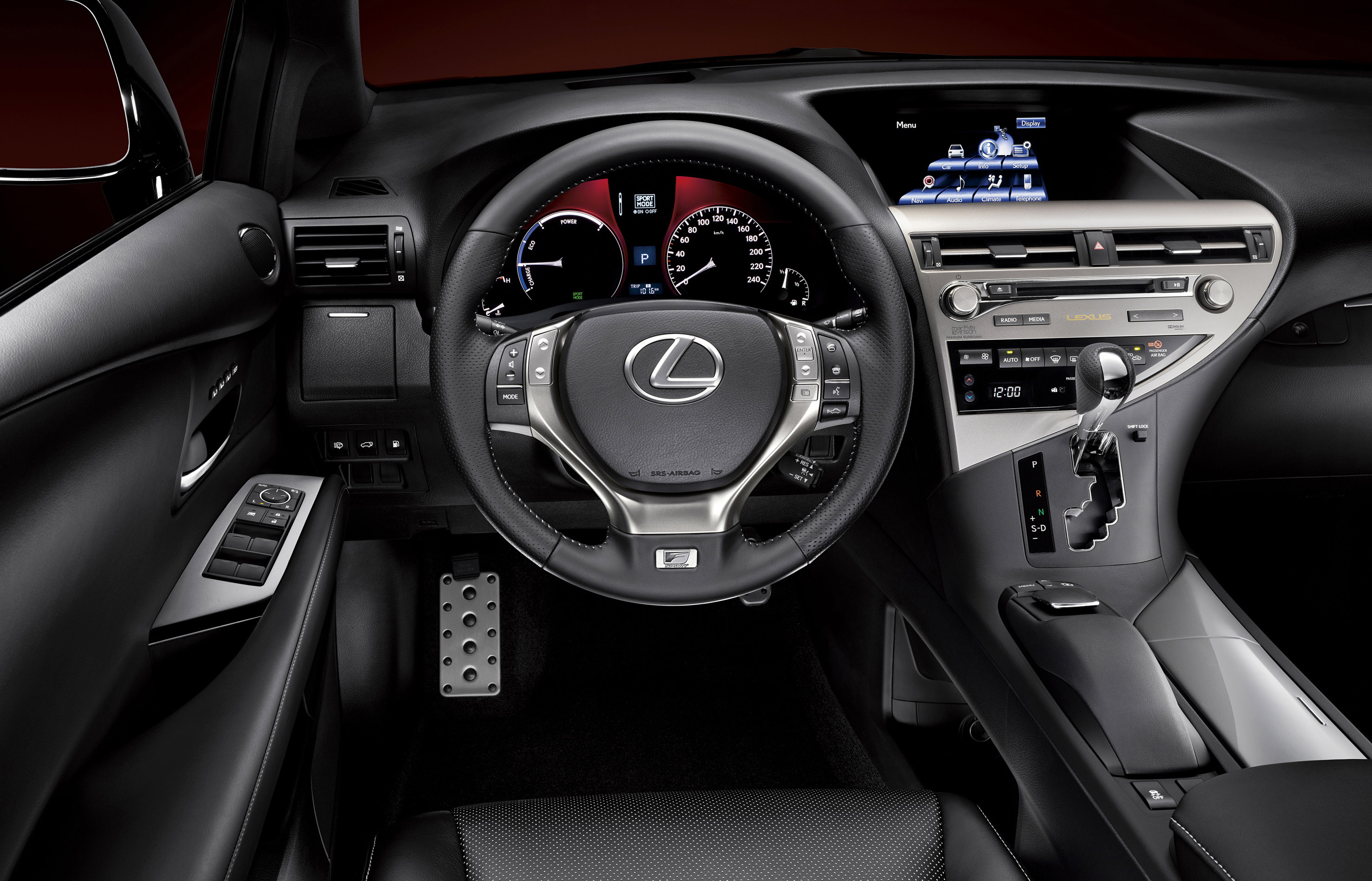 Lexus Announces Pricing For 2013 Lexus GS 450h 2013 Lexus
