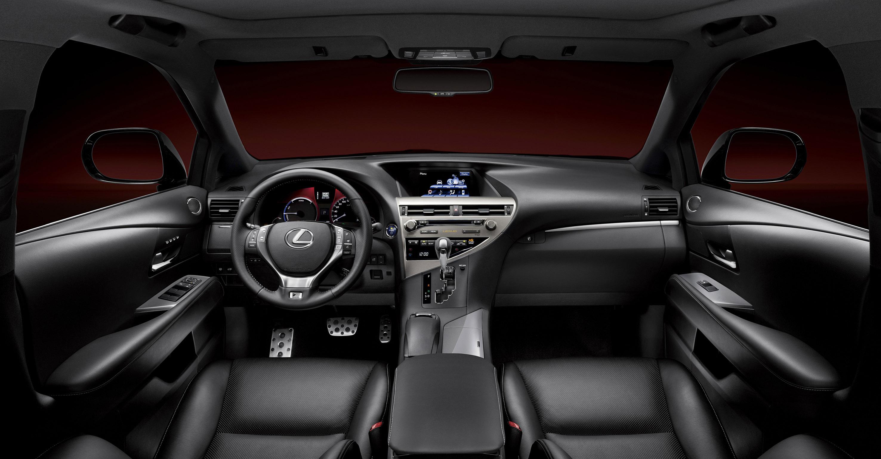 Lexus Rx 450h F Sport Picture 66034