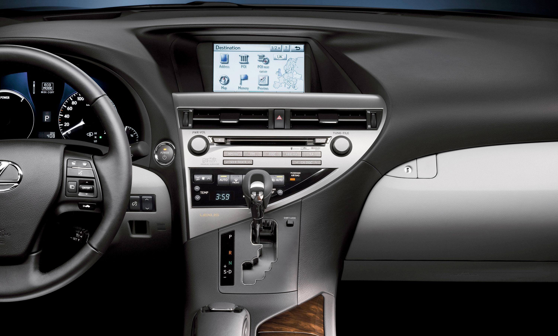 Lexus Rx 450h Picture 19977