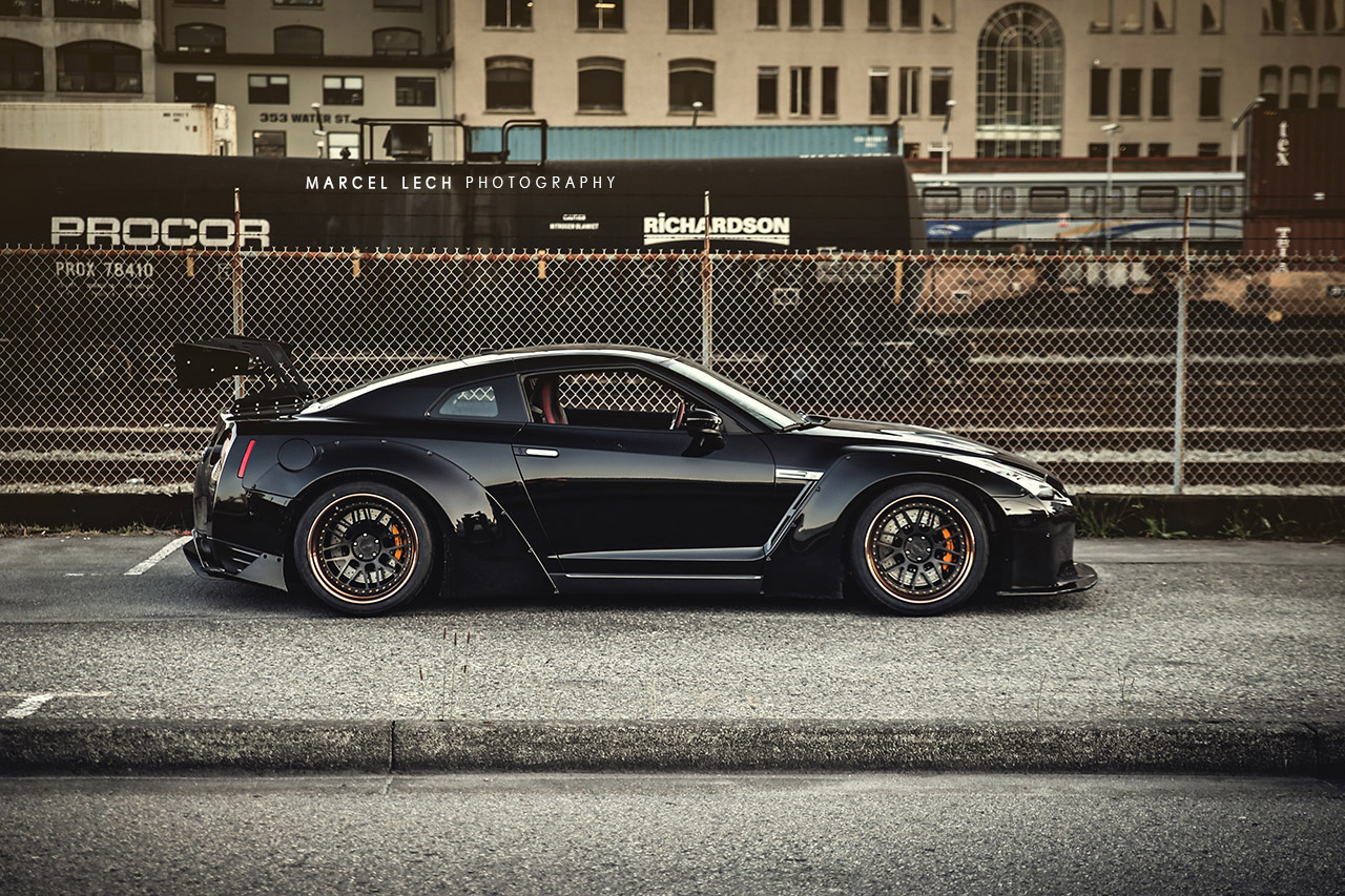 Nissan Gtr R 36 >> First Liberty Walk Nissan GTR In Vancouver