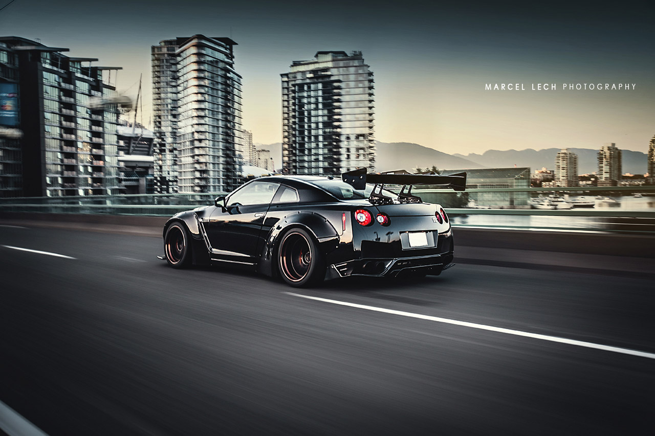 Liberty Walk Nissan Gtr Picture 103336