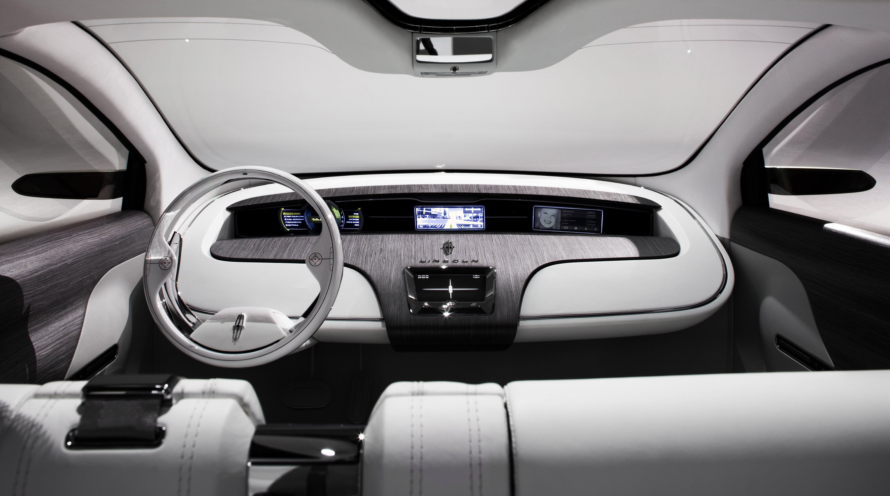 Lincoln C Concept Big Luxury In Small Package