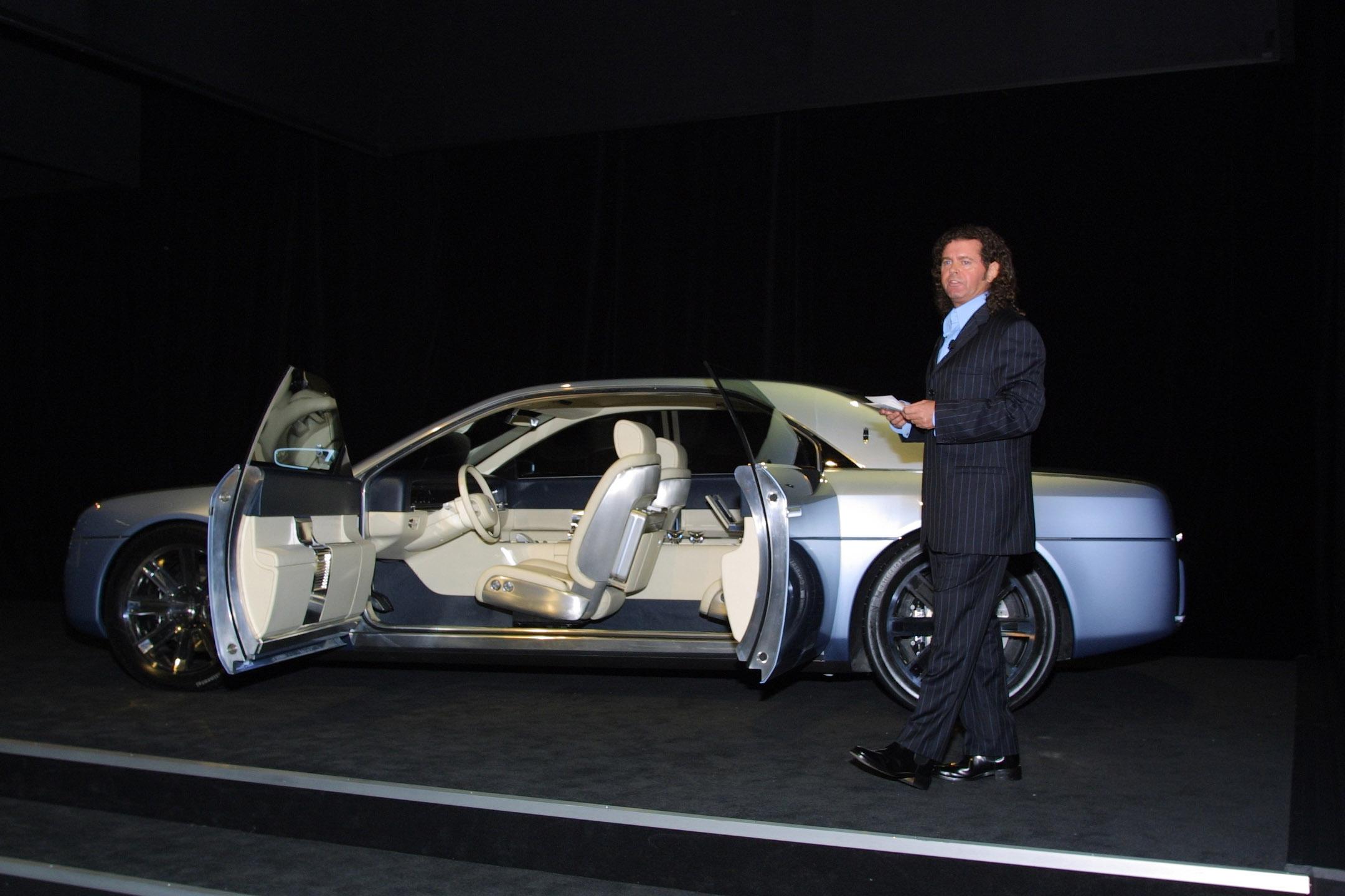 Lincoln Continental Concept - Picture 31673