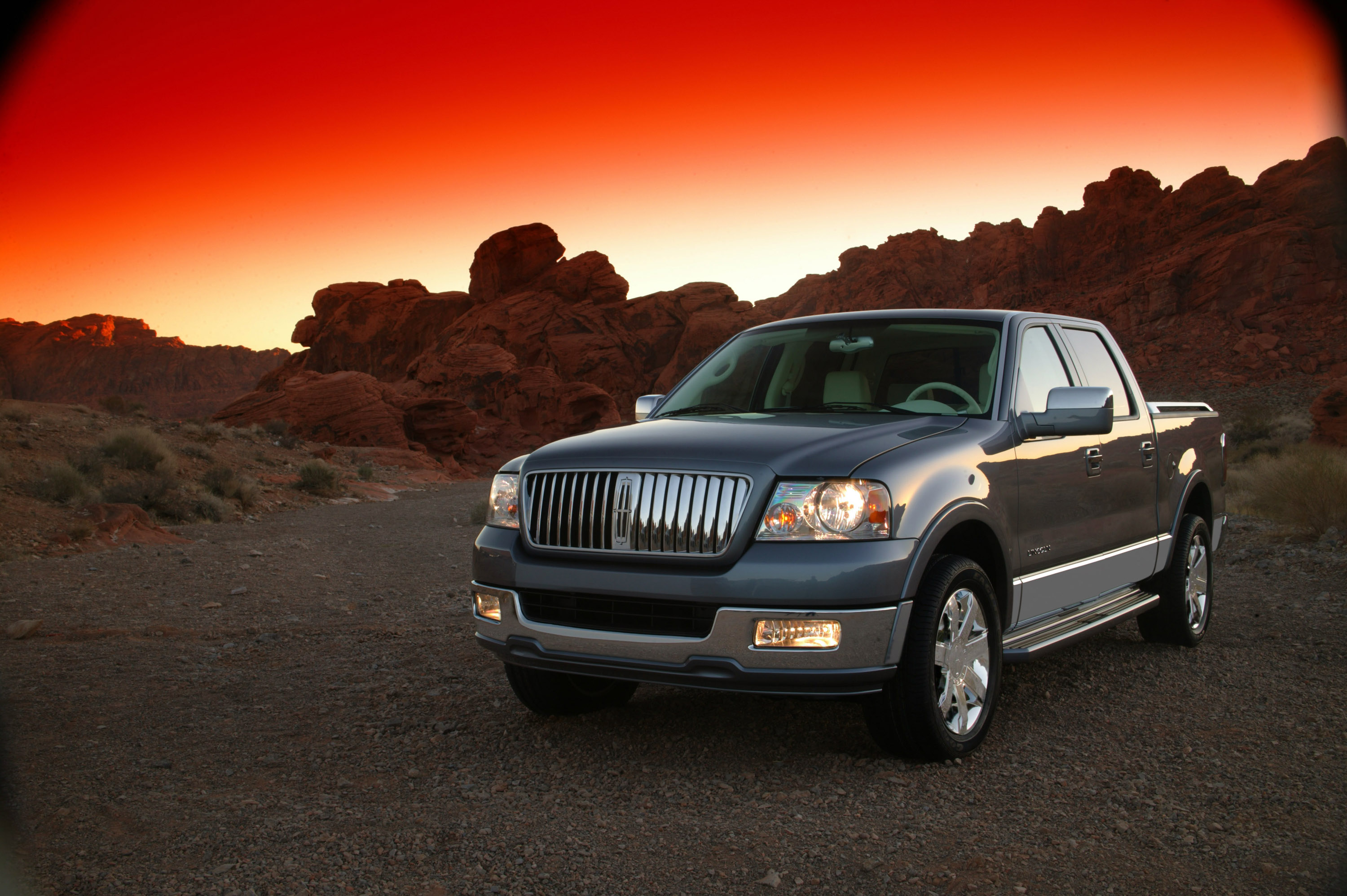 Lincoln Mark Lt Concept on 2007 Buick Lacrosse Cxs Review