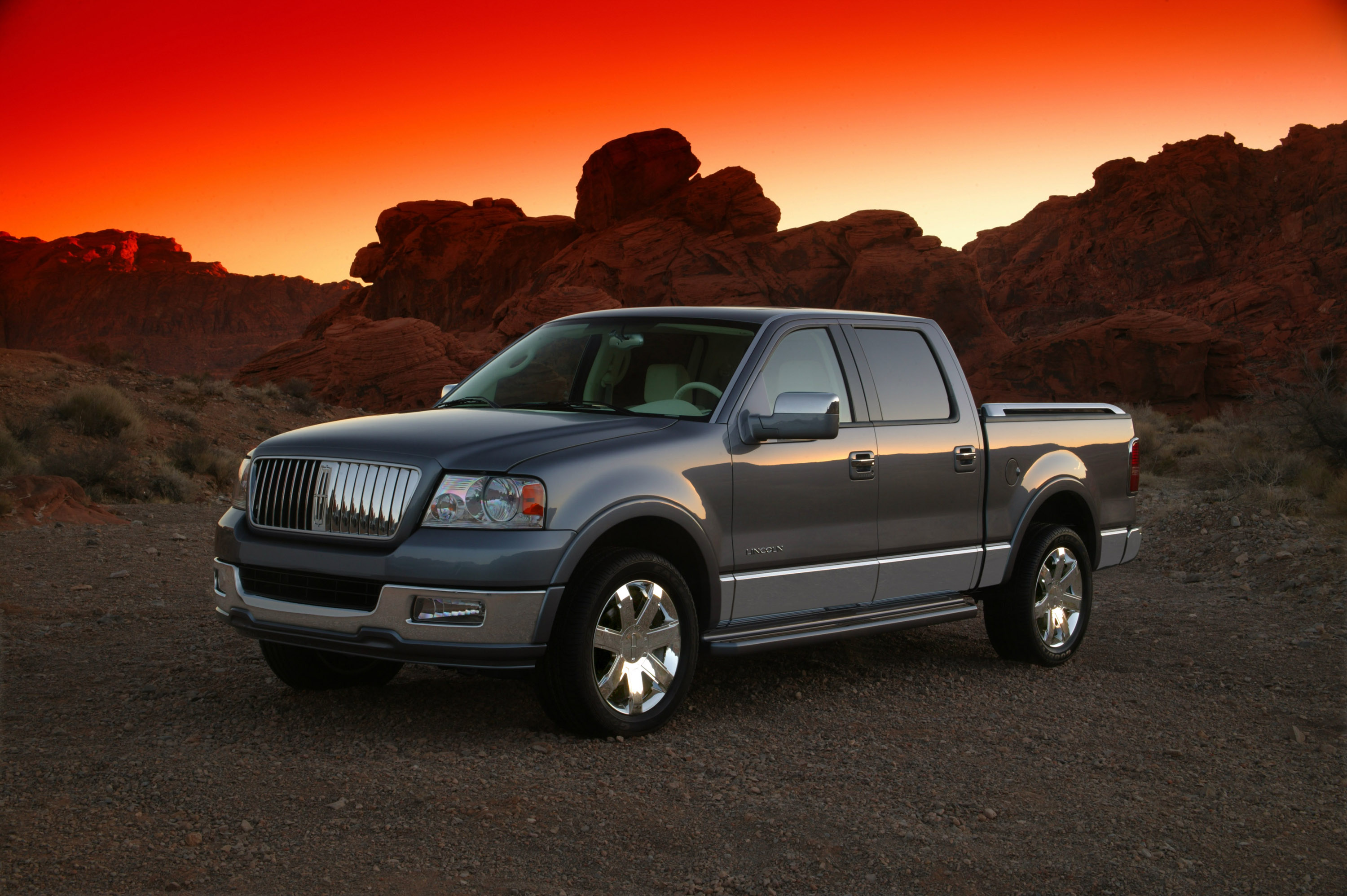 Lincoln Mark Lt Concept Picture 31680