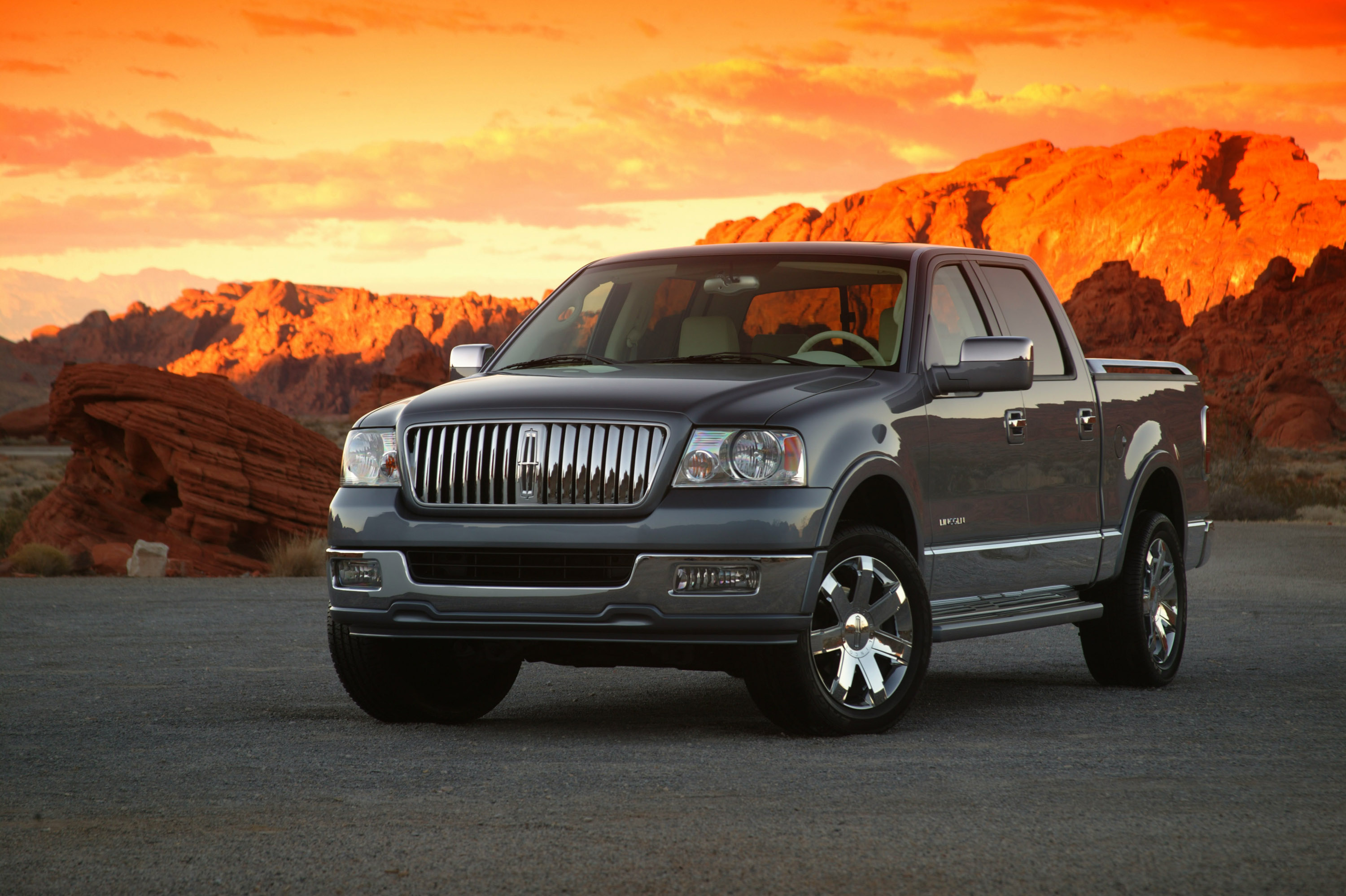 Lincoln Mark LT Concept Picture