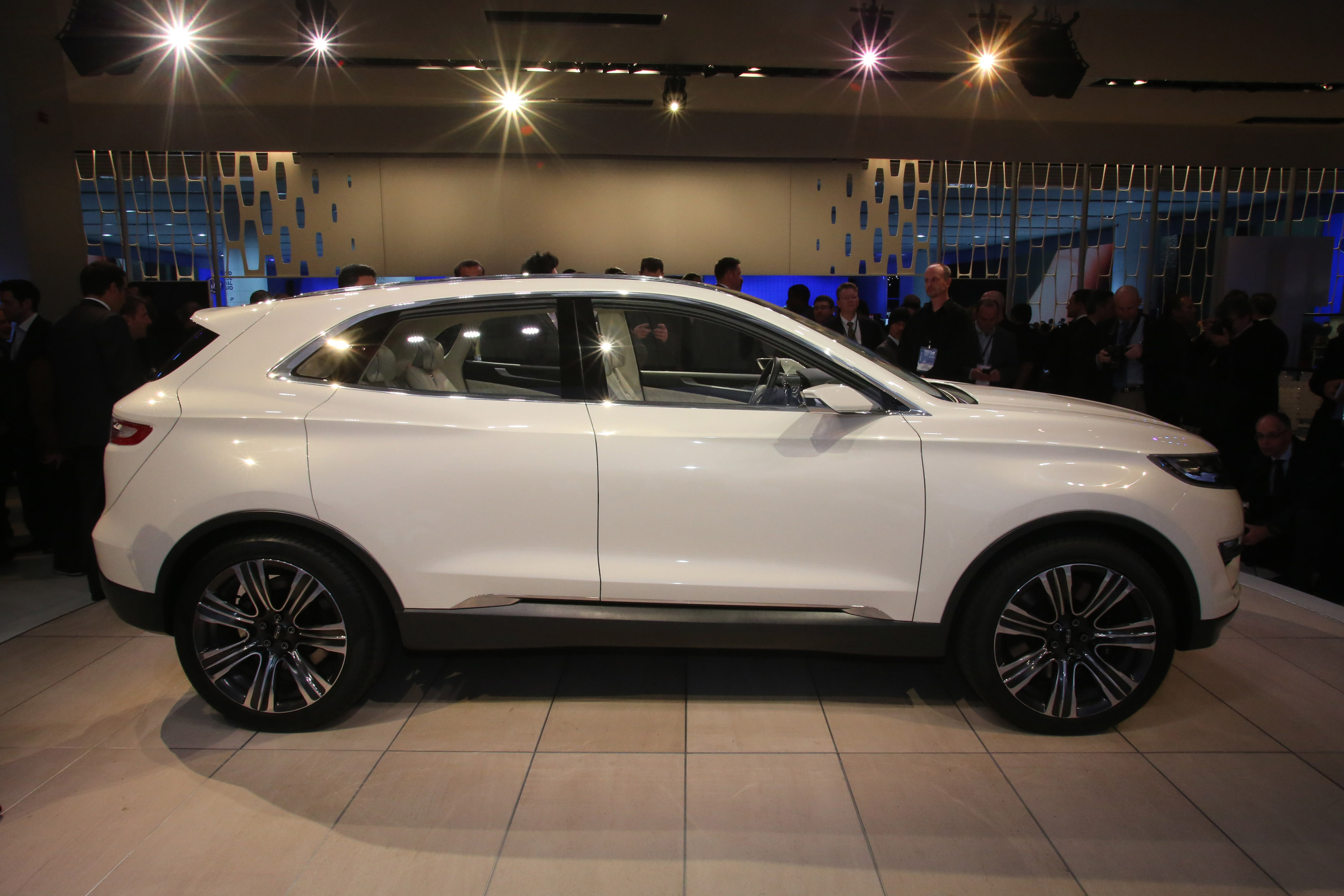 Lincoln MKC Concept Detroit 2013 - Picture 79556