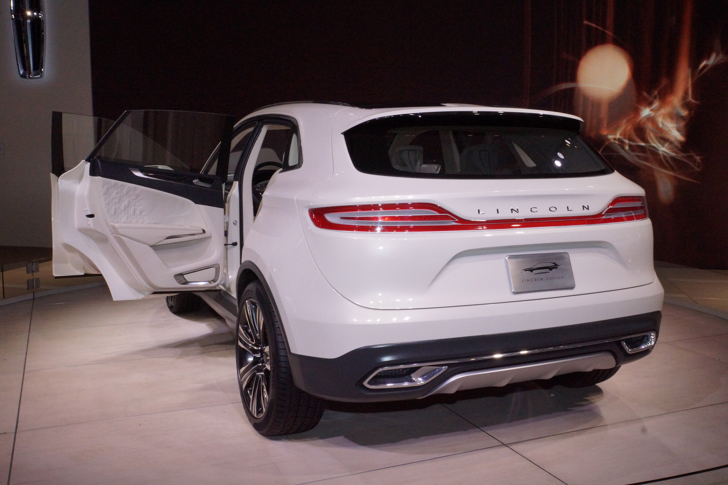 Lincoln MKC Concept New York 2013 - Picture 83765