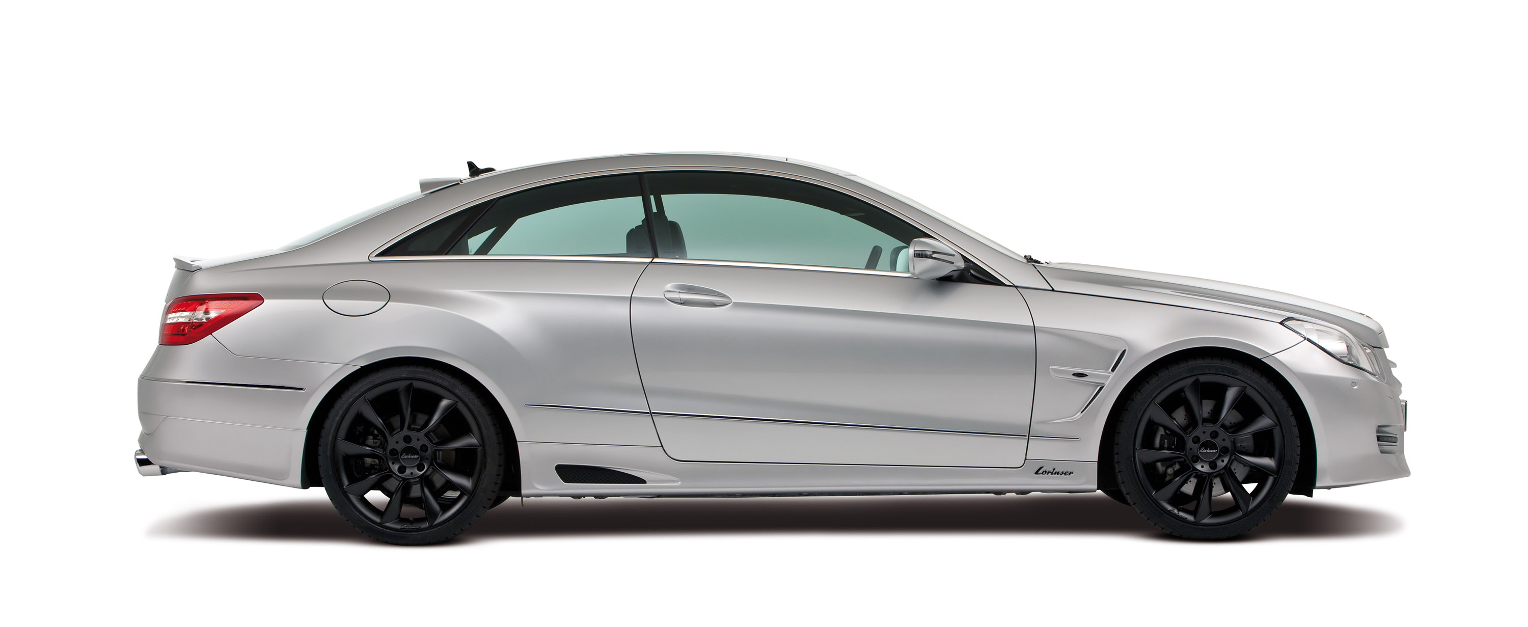 Lorinser retrofits the mercedes e class coupe for Mercedes benz lorinser