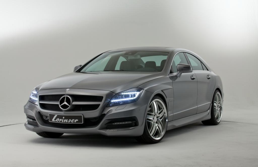 Lorinser mercedes cls c218 for Mercedes benz lorinser