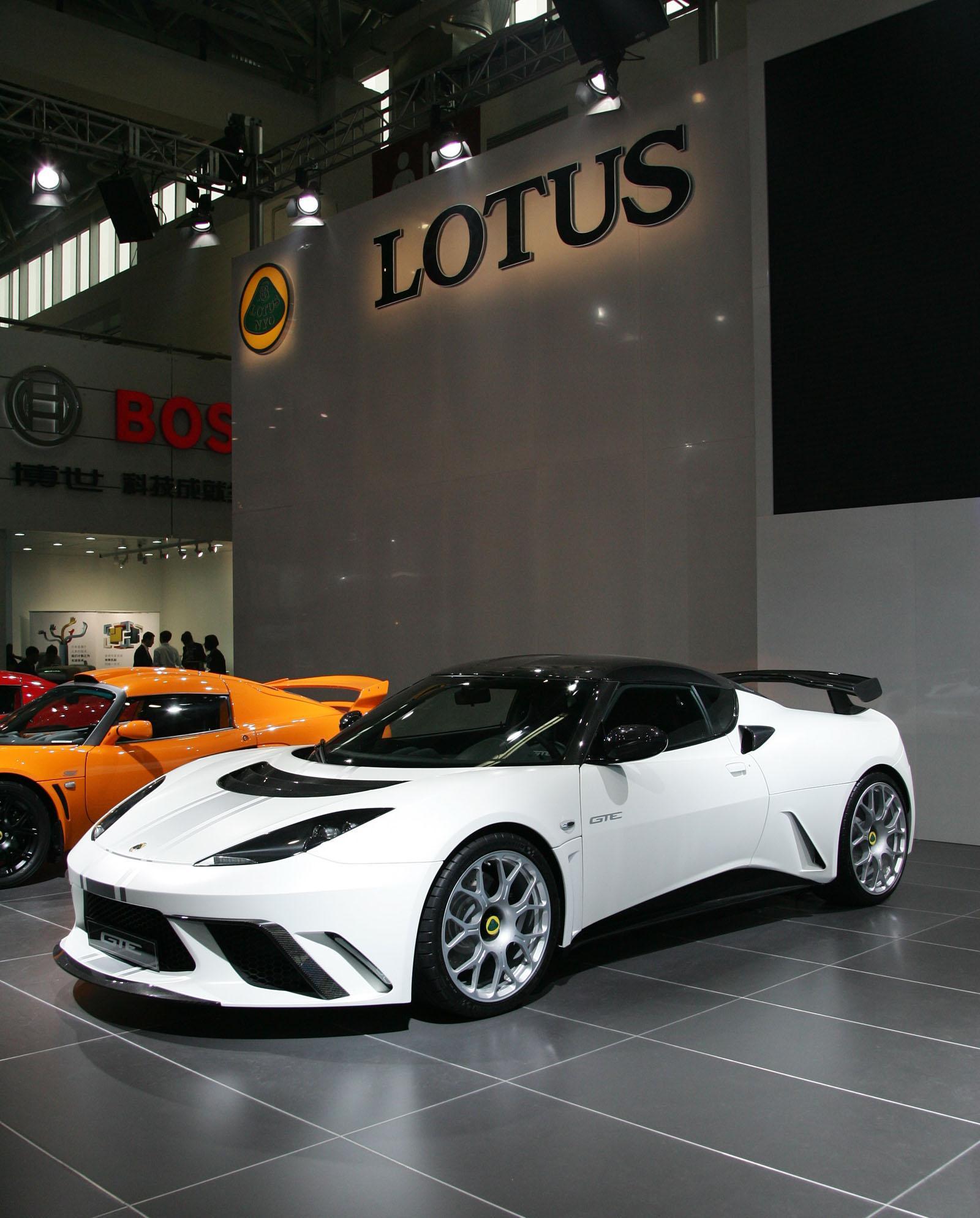 Luxury Sports Car Lotus