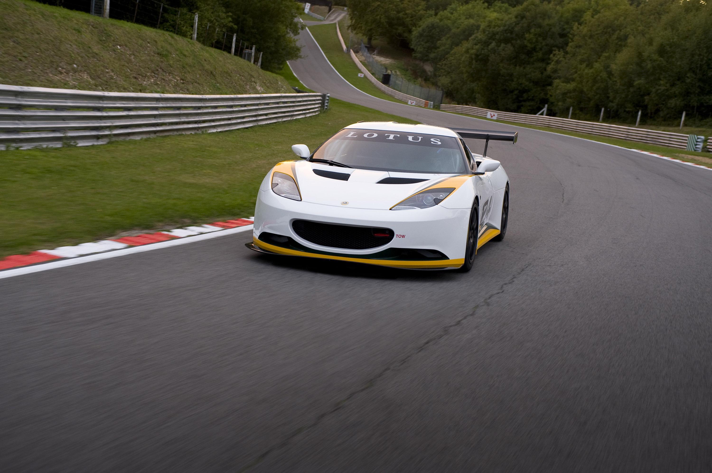 Lotus Evora Type 124 Endurance Racecar - Picture 25615