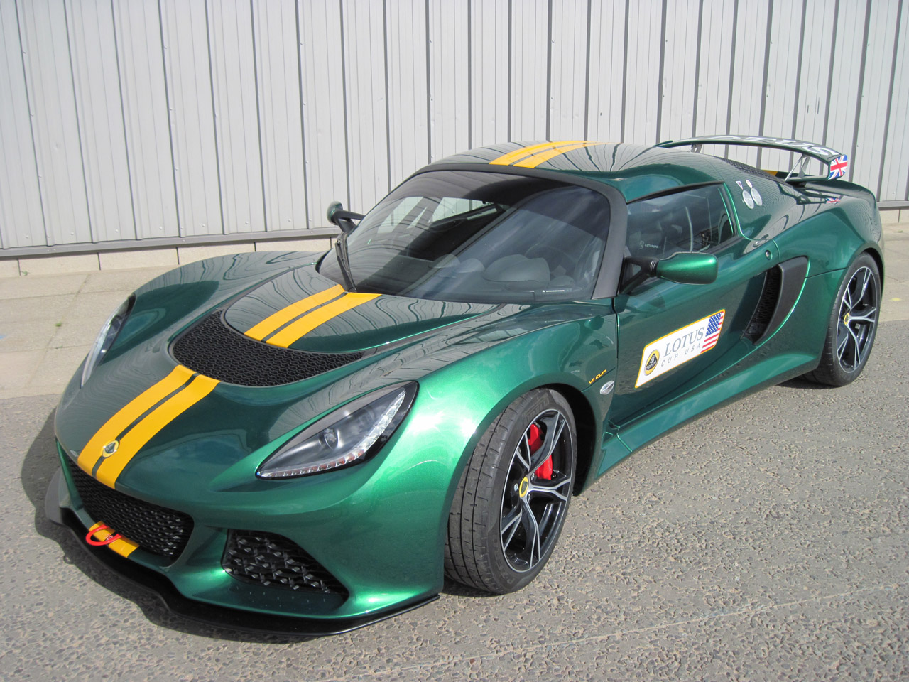 lotus exige v6 cup racer officially launched. Black Bedroom Furniture Sets. Home Design Ideas