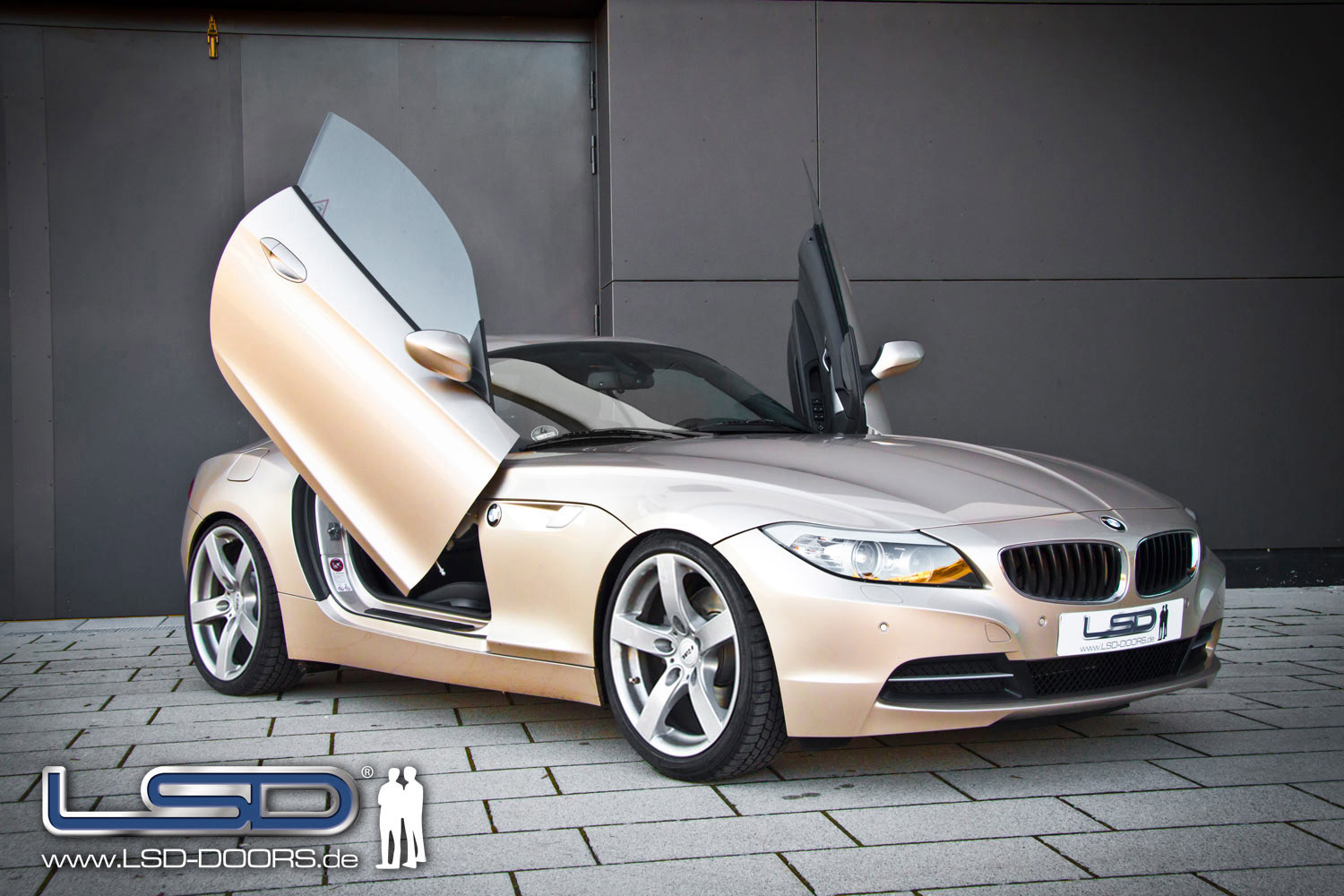 Lsd Doors For The Bmw Z4