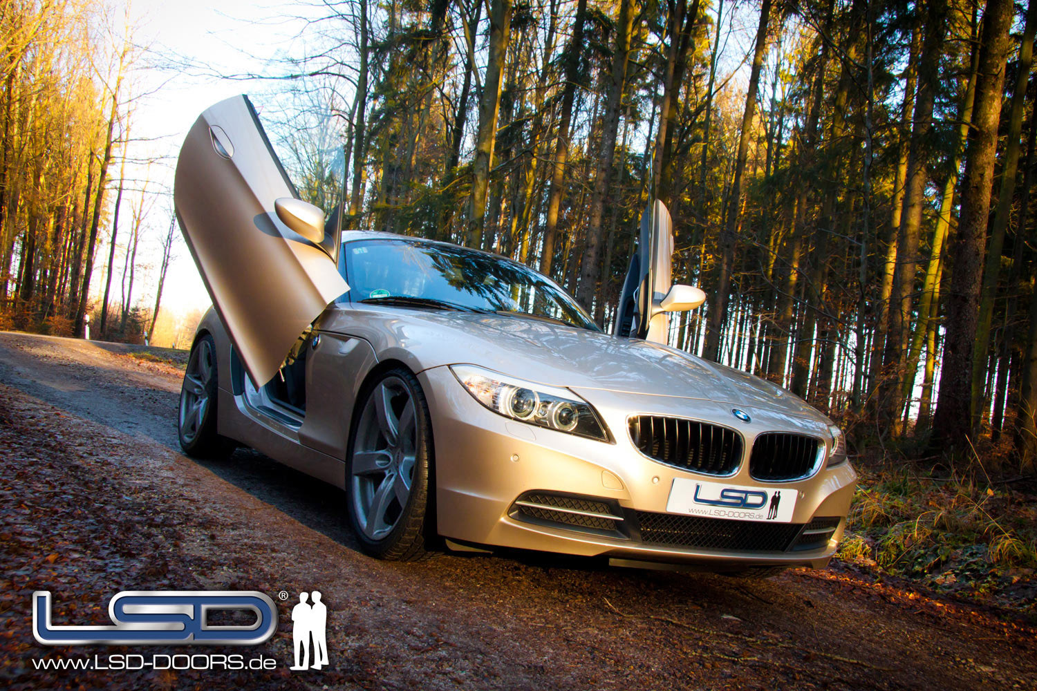 ... LSD-Doors BMW Z4 ... & LSD Doors for the BMW Z4