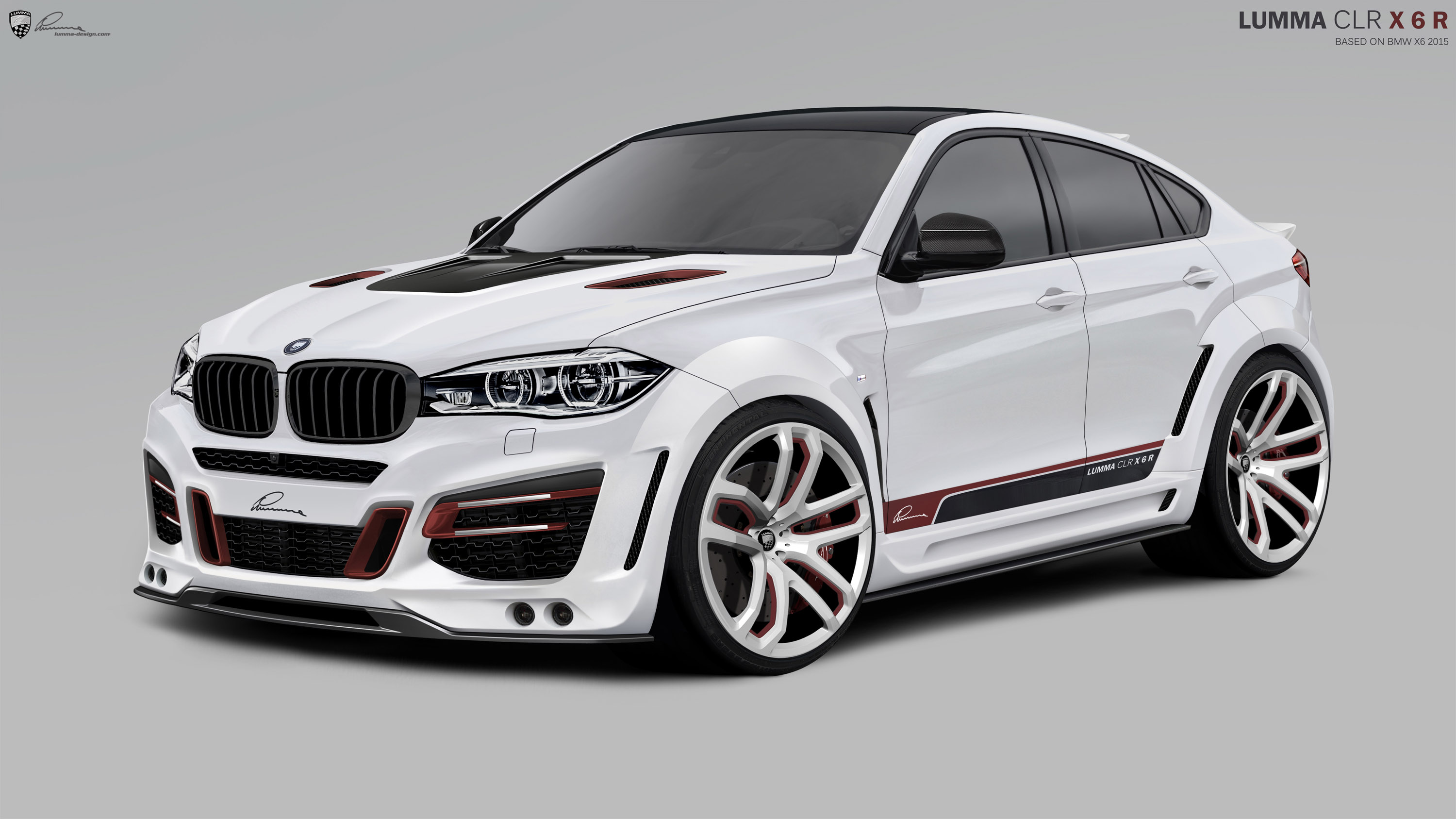 Lumma Bmw Clr X6 R Will Be Ready In 2015