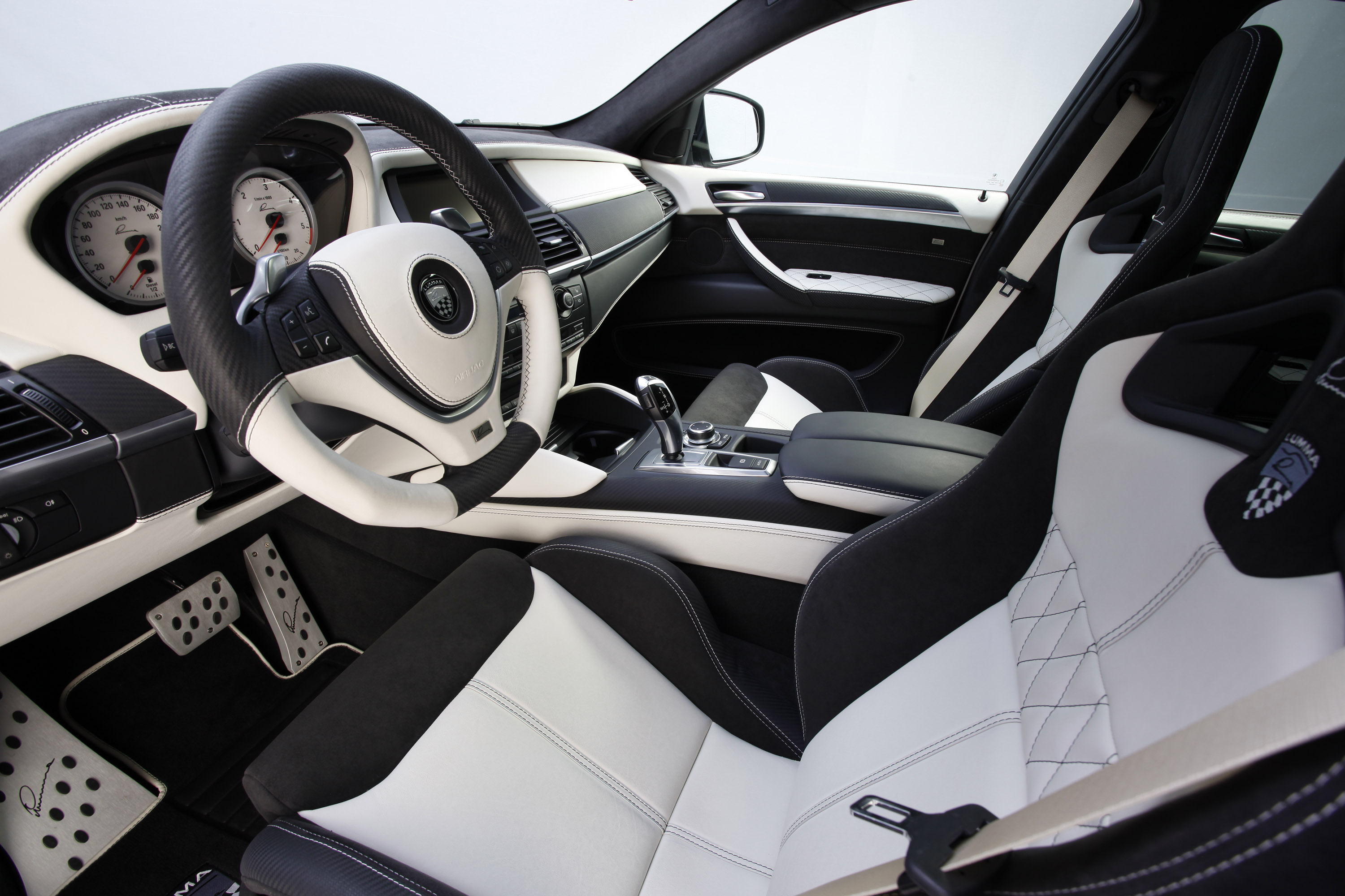 Lumma bmw x6 for Interieur 306