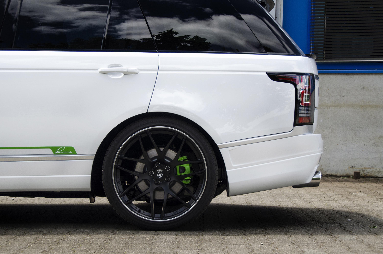 ... LUMMA Design CLR SR Range Rover Vogue