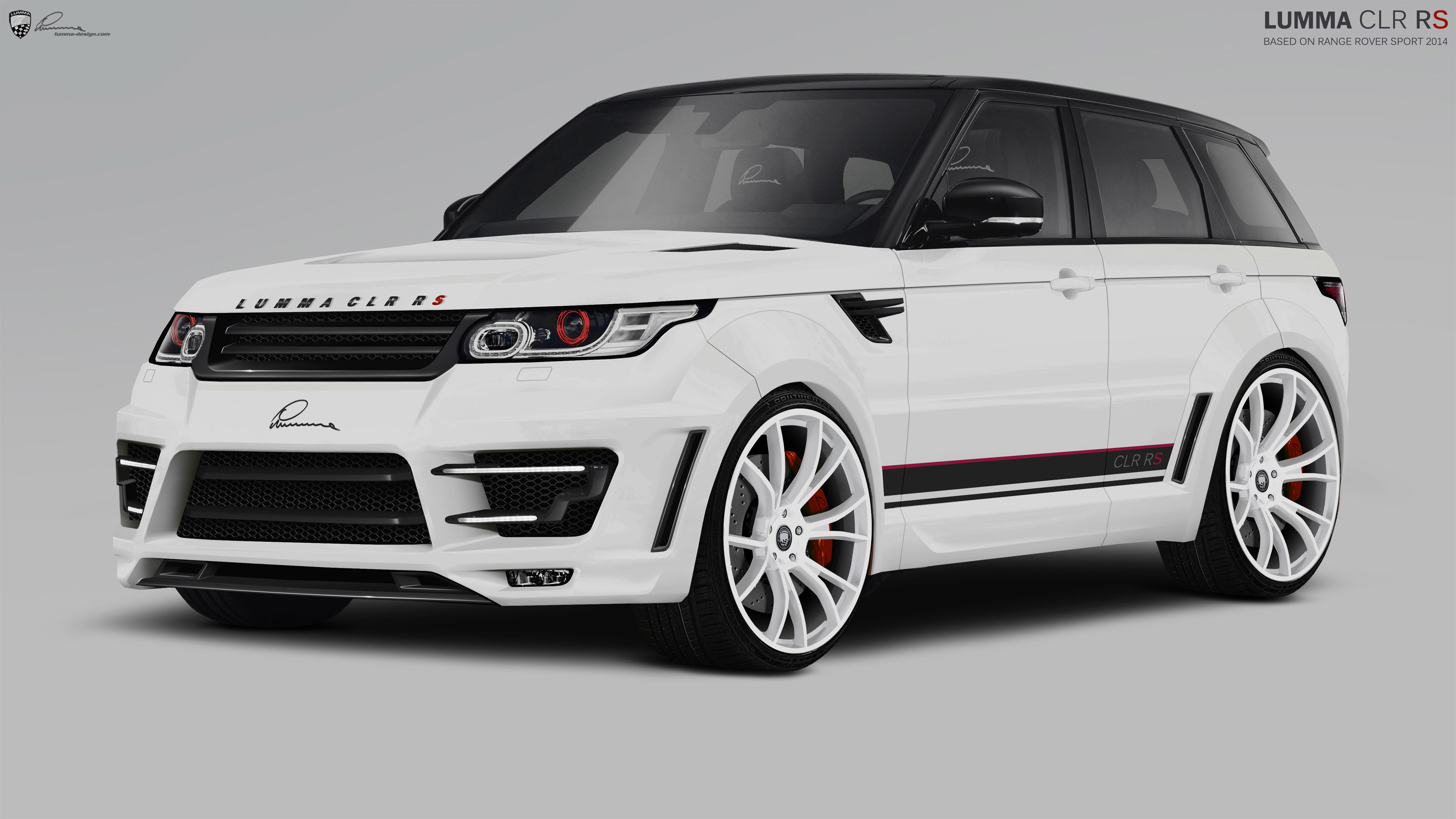 lumma design range rover sport clr rs picture 84807. Black Bedroom Furniture Sets. Home Design Ideas
