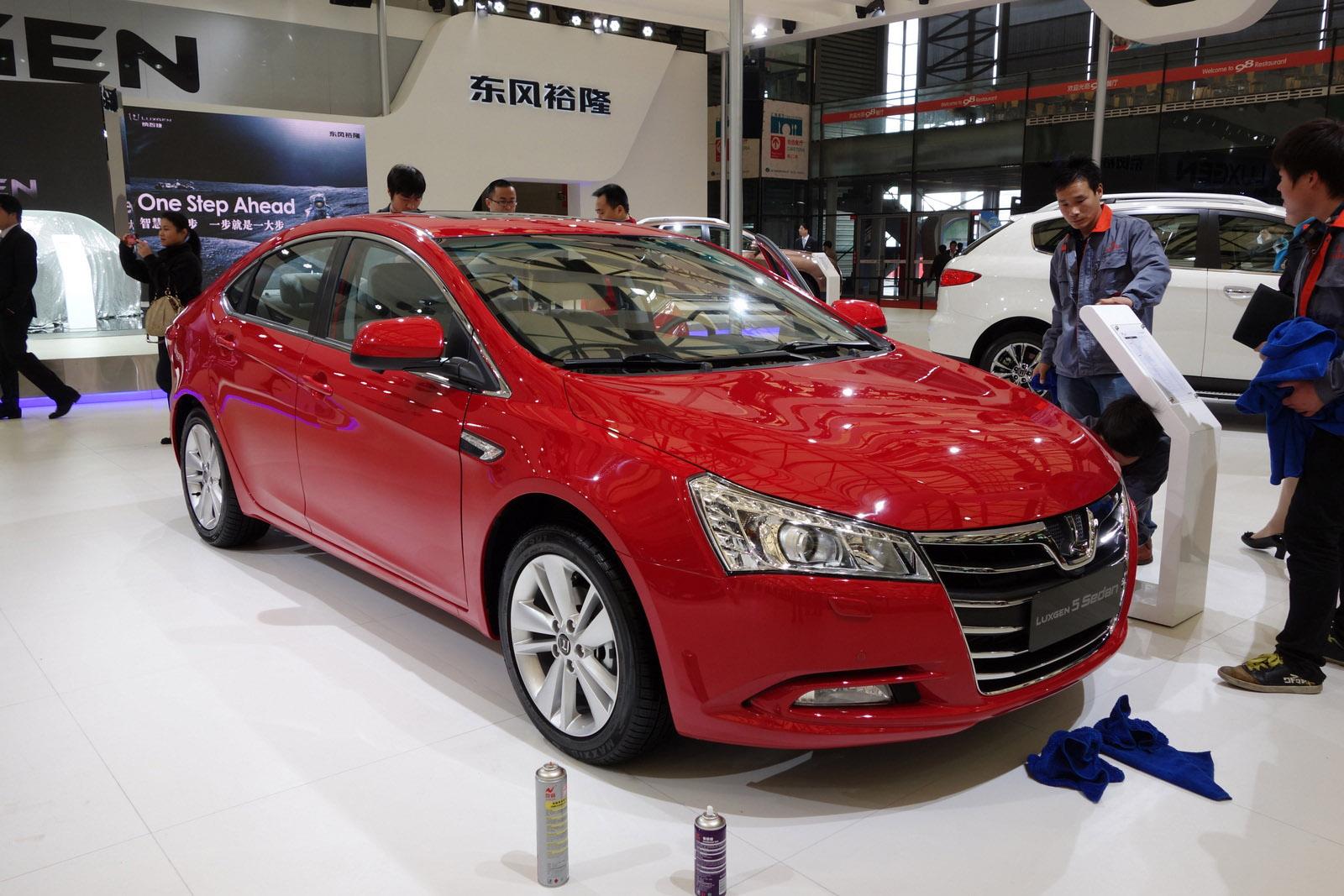 Luxgen 5 Sedan Shanghai 2013 - Picture 84577