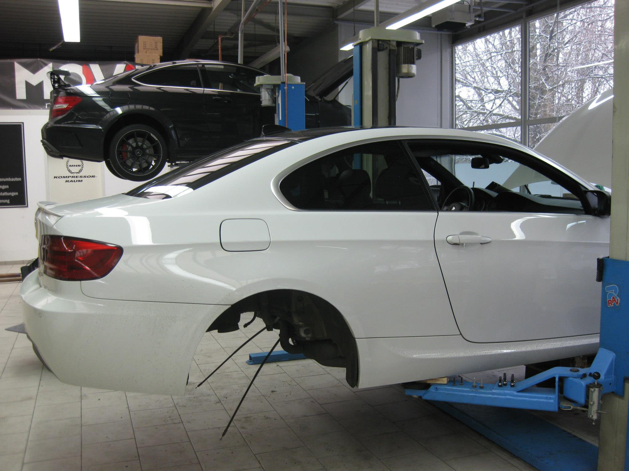 Bmw 335i For Sale >> Manhart Racing BMW E92 335i - Engine Conversion