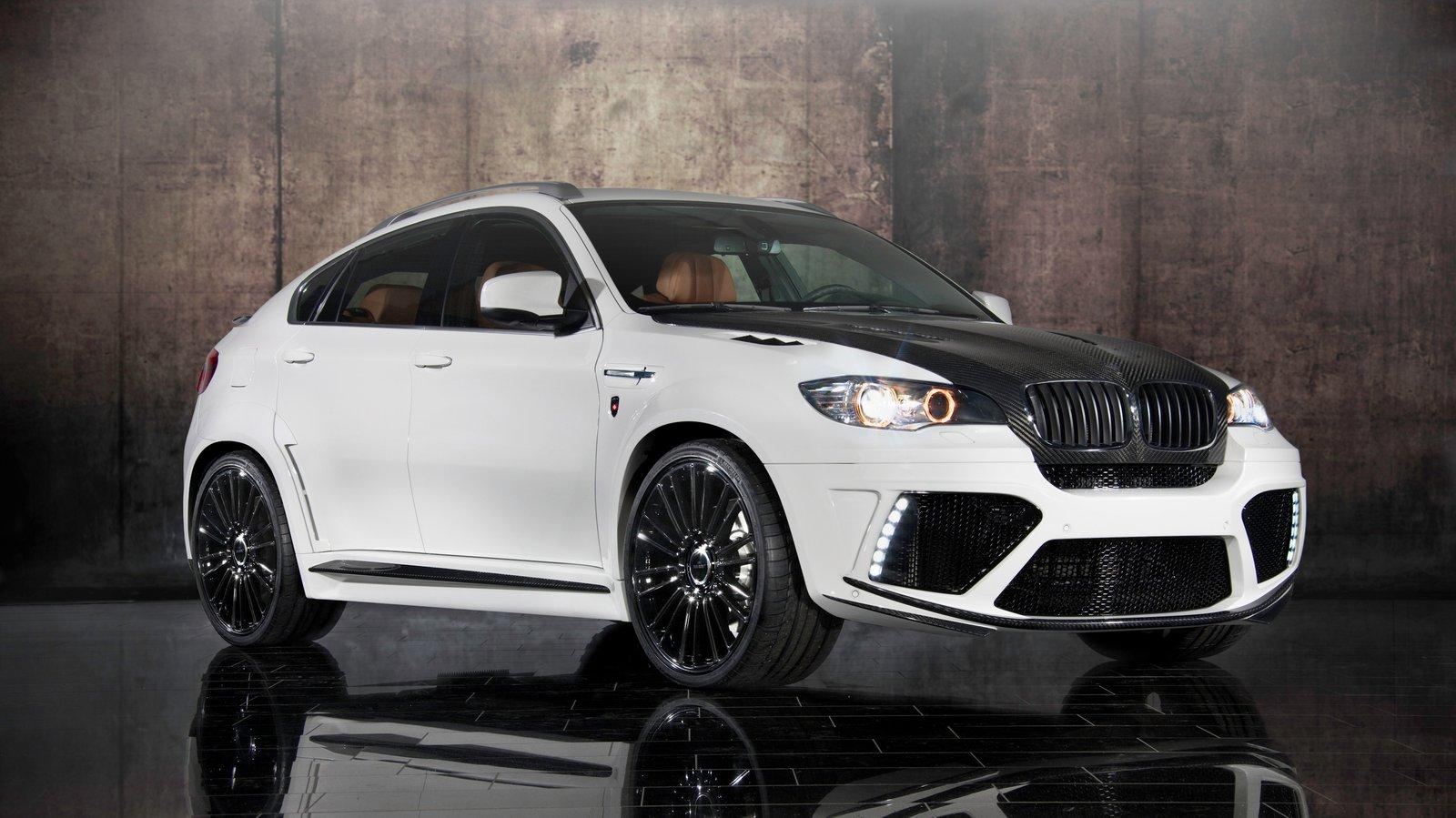Mansory Bmw X6 M Power Over Vision