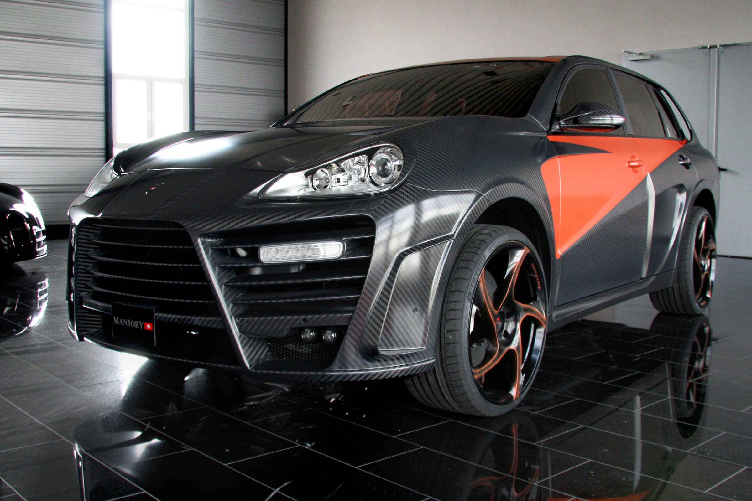 mansory chopster porsche cayenne picture 22709. Black Bedroom Furniture Sets. Home Design Ideas