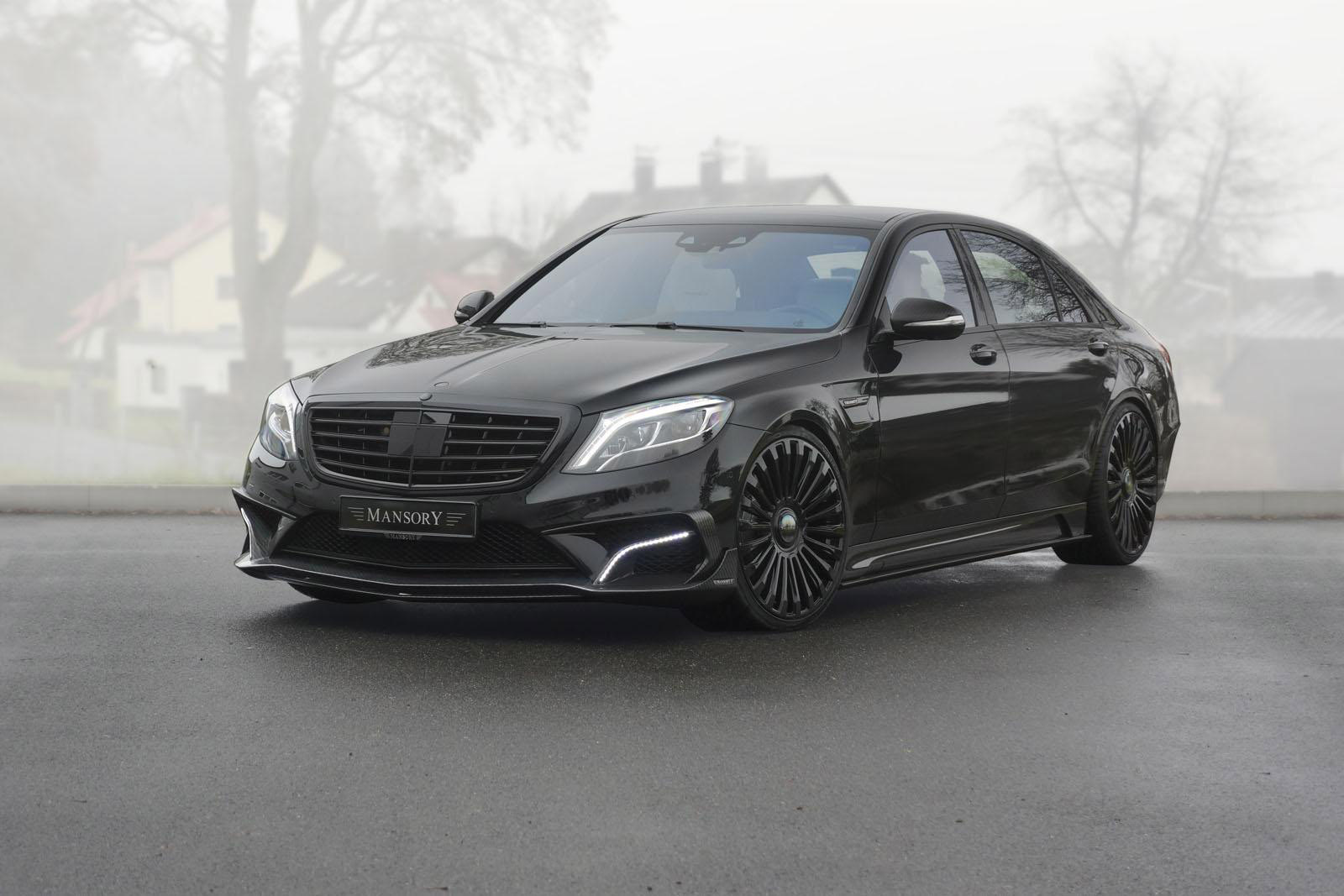 mansory crafts a 1000 hp mercedes benz s class amg s63. Black Bedroom Furniture Sets. Home Design Ideas