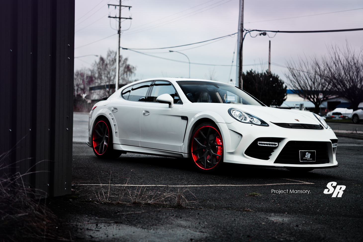 Mansory Porsche Panamera Updated by SR Auto