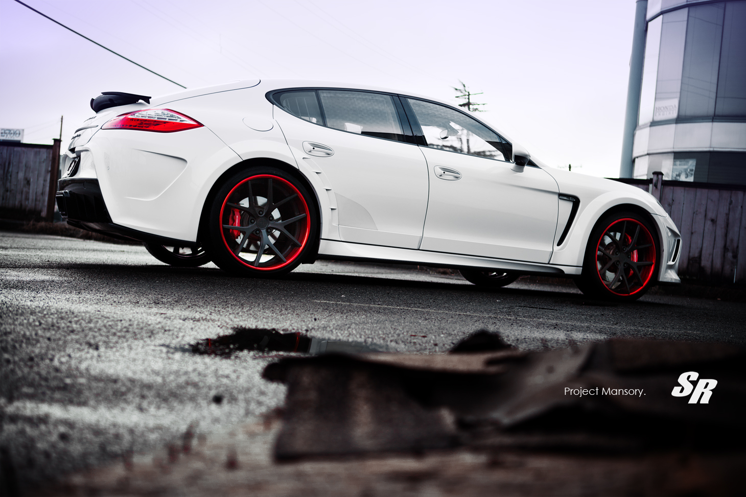 White Car Black Rims Red Calipers Www Pixshark Com