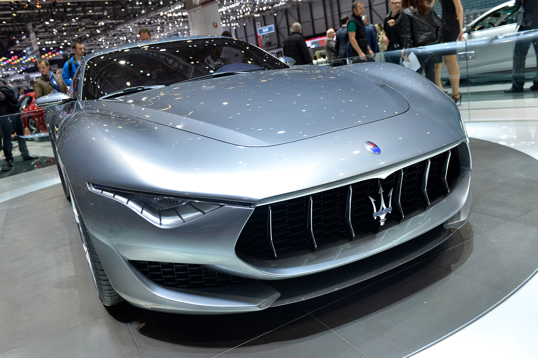 Maserati Alfieri Concept Geneva 2014 - Picture 99195
