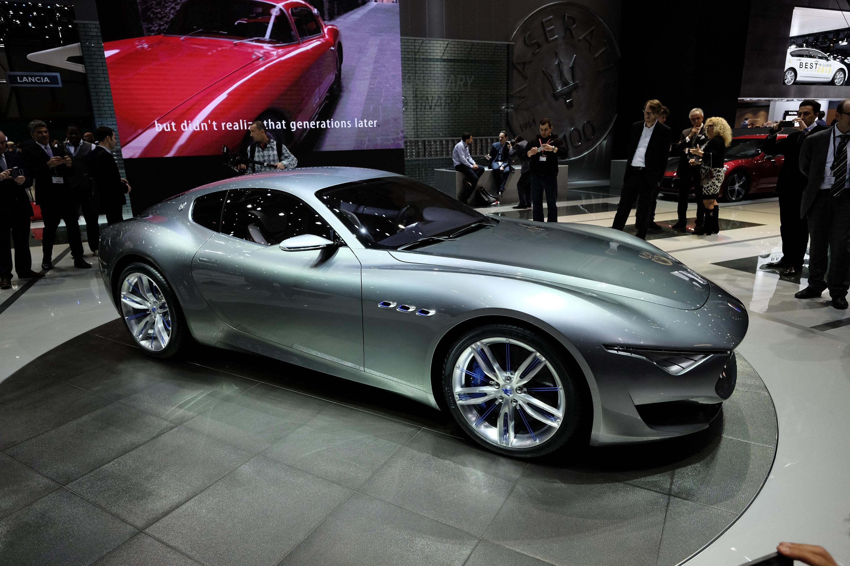 Maserati Alfieri Concept Geneva 2014 - Picture 99201