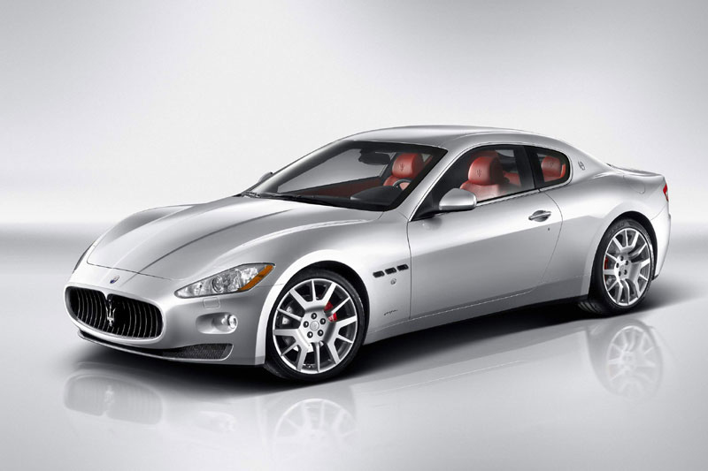 There is a more potent version called Maserati Gran Turismo S with 4.7-liter