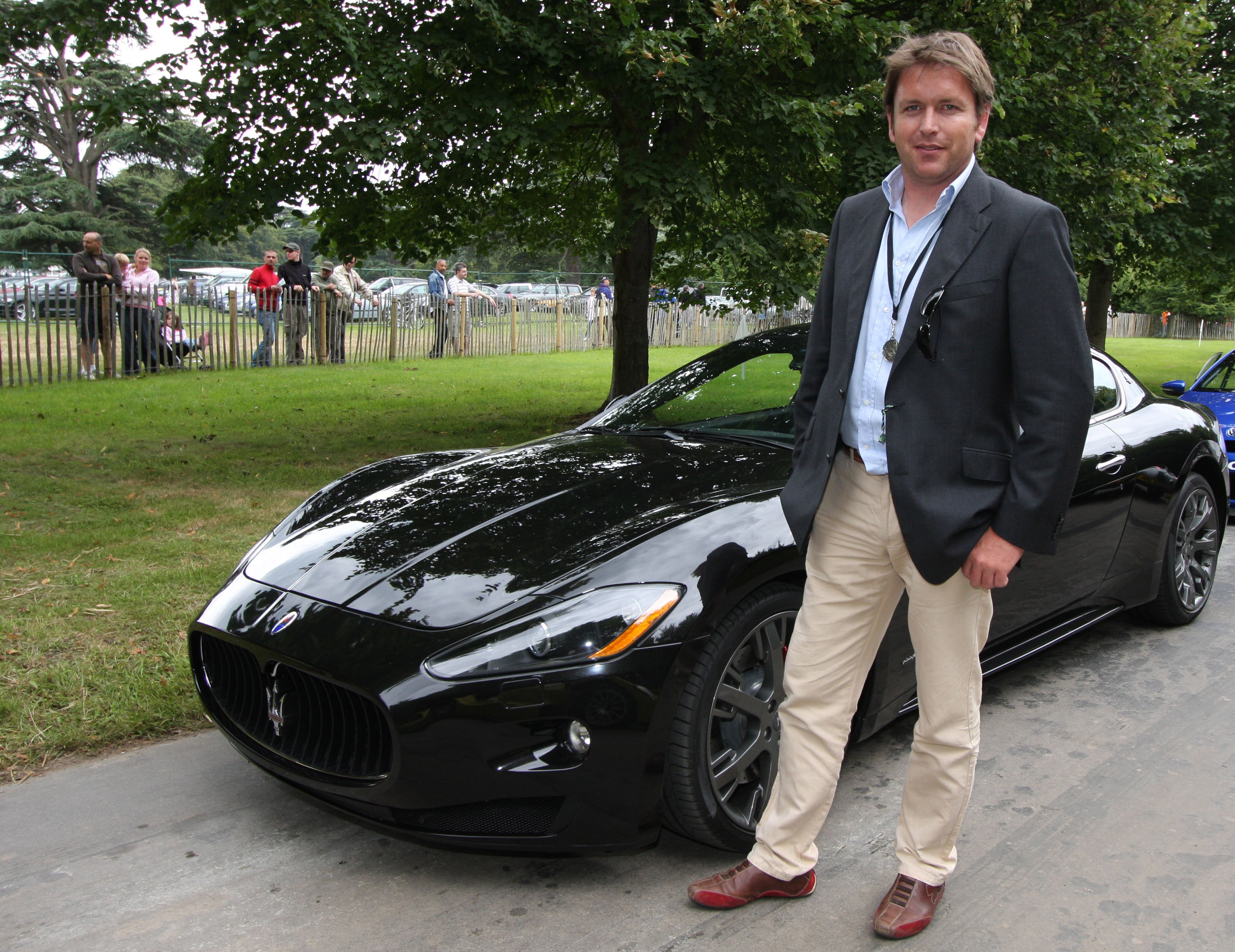 maserati quattroporte s and granturismo s make their
