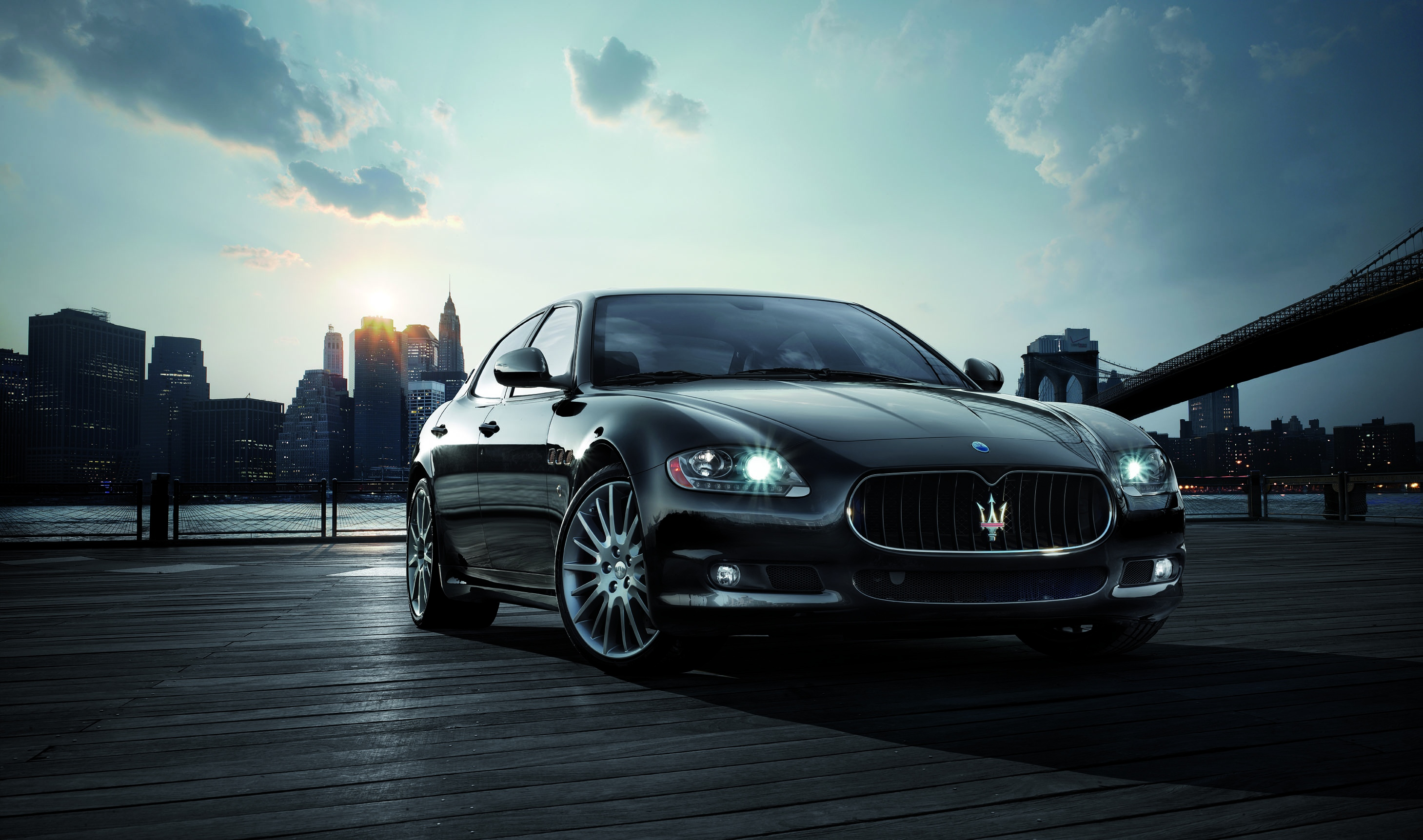 Maserati Quattroporte Sport GT S Best Luxury Car Award