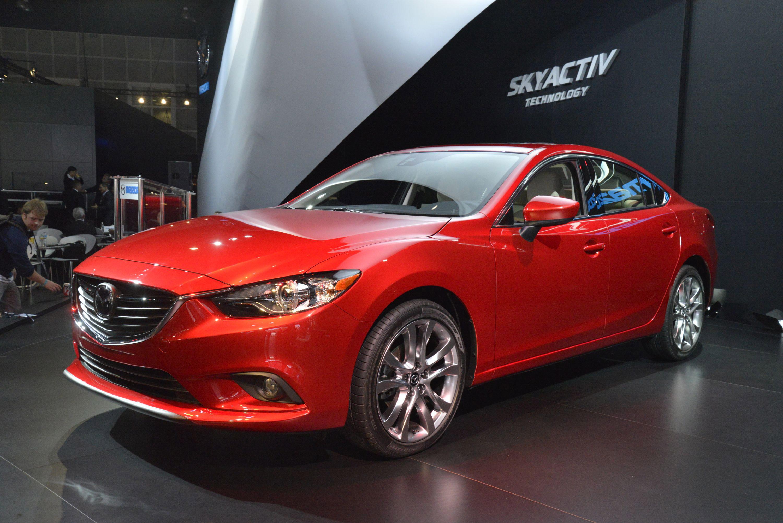 Mazda 6 Los Angeles 2012 - Picture 78141