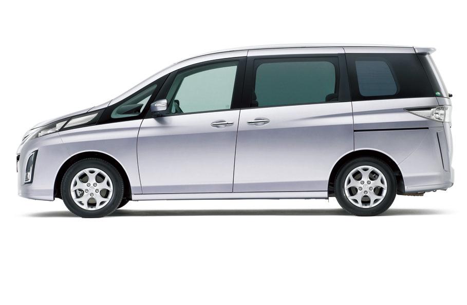 Mazda Biante Minivan - Picture 32247