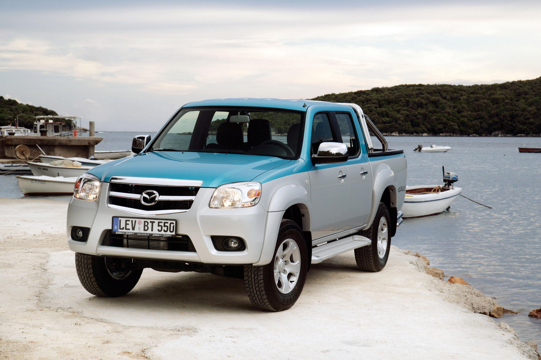 Mazda Bt 50 Facelift