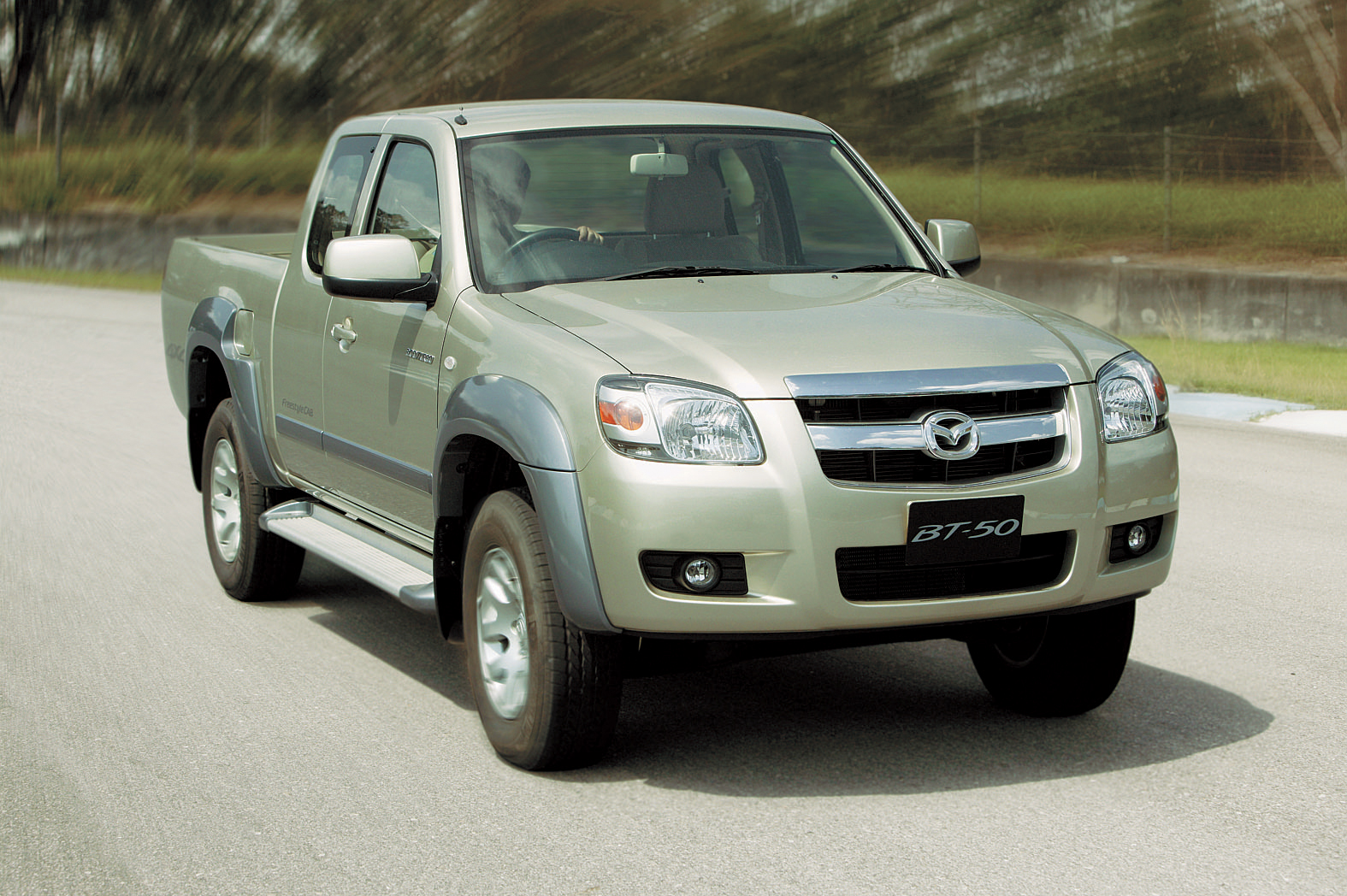 2006 Mazda BT-50 - Picture 53164