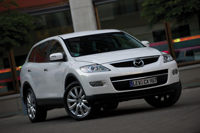 2009 Mazda Vehicles At A Glance
