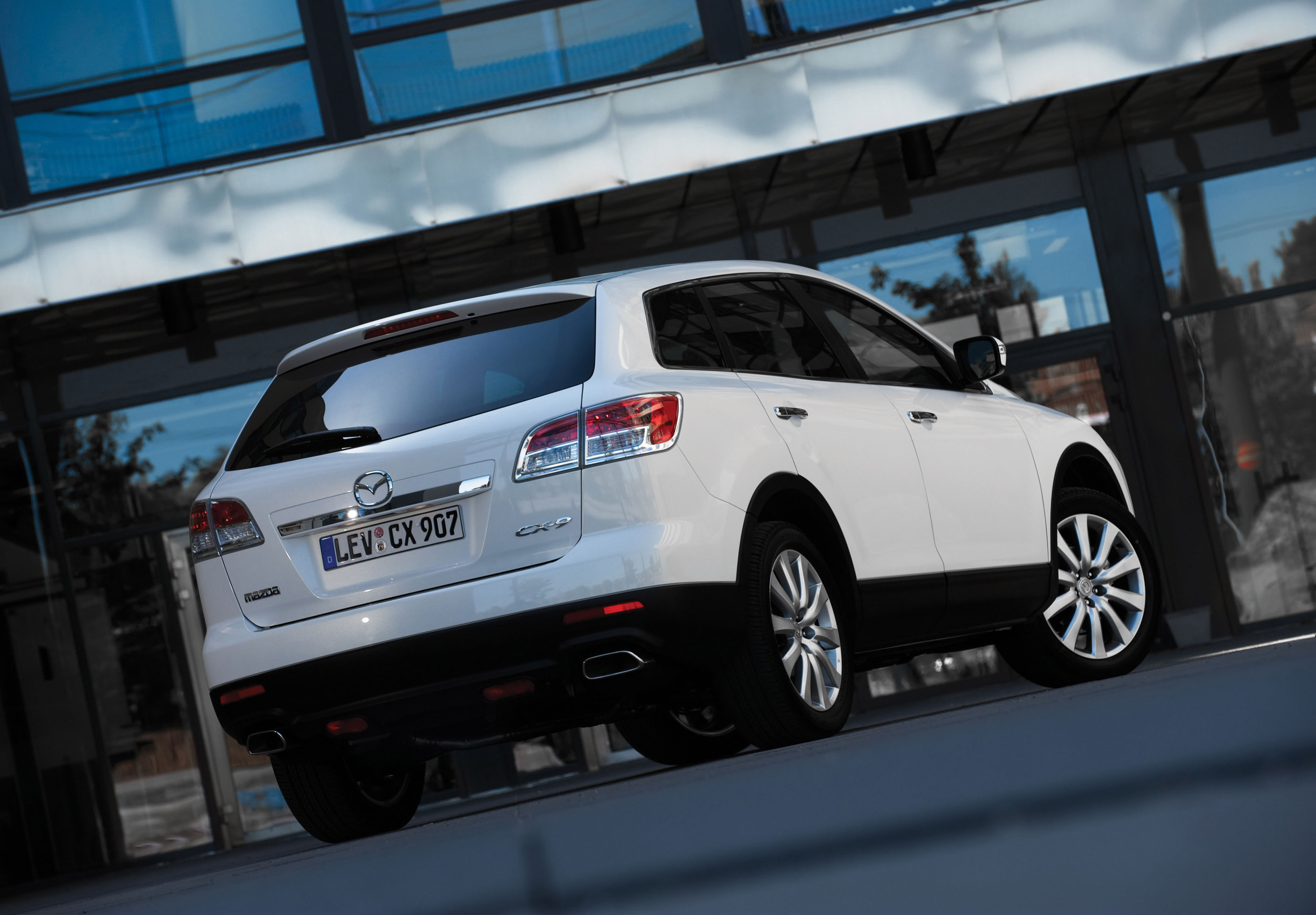 2015 Mazda Cx 9 Reviews
