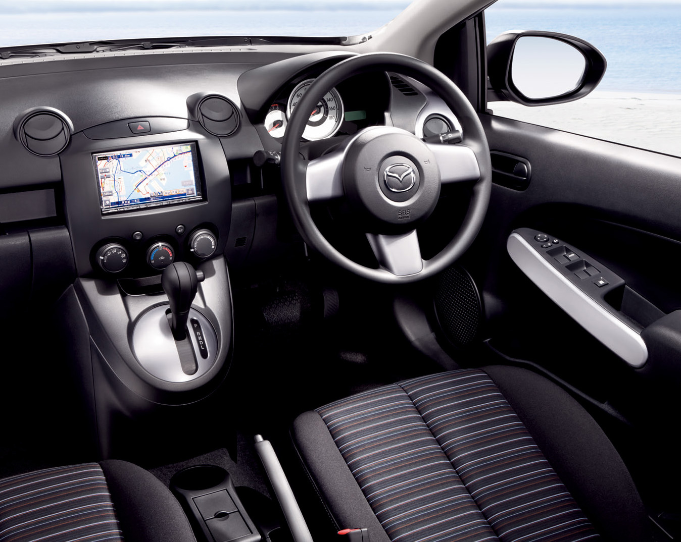 Freshened Mazda Demio Now On Sale In Japan