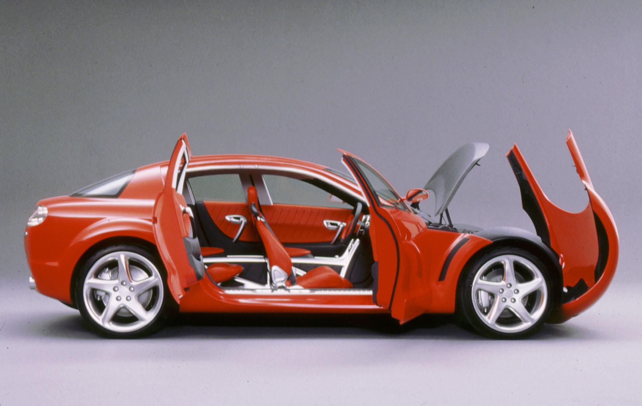 Mazda Rx Evolv Concept Picture 32328