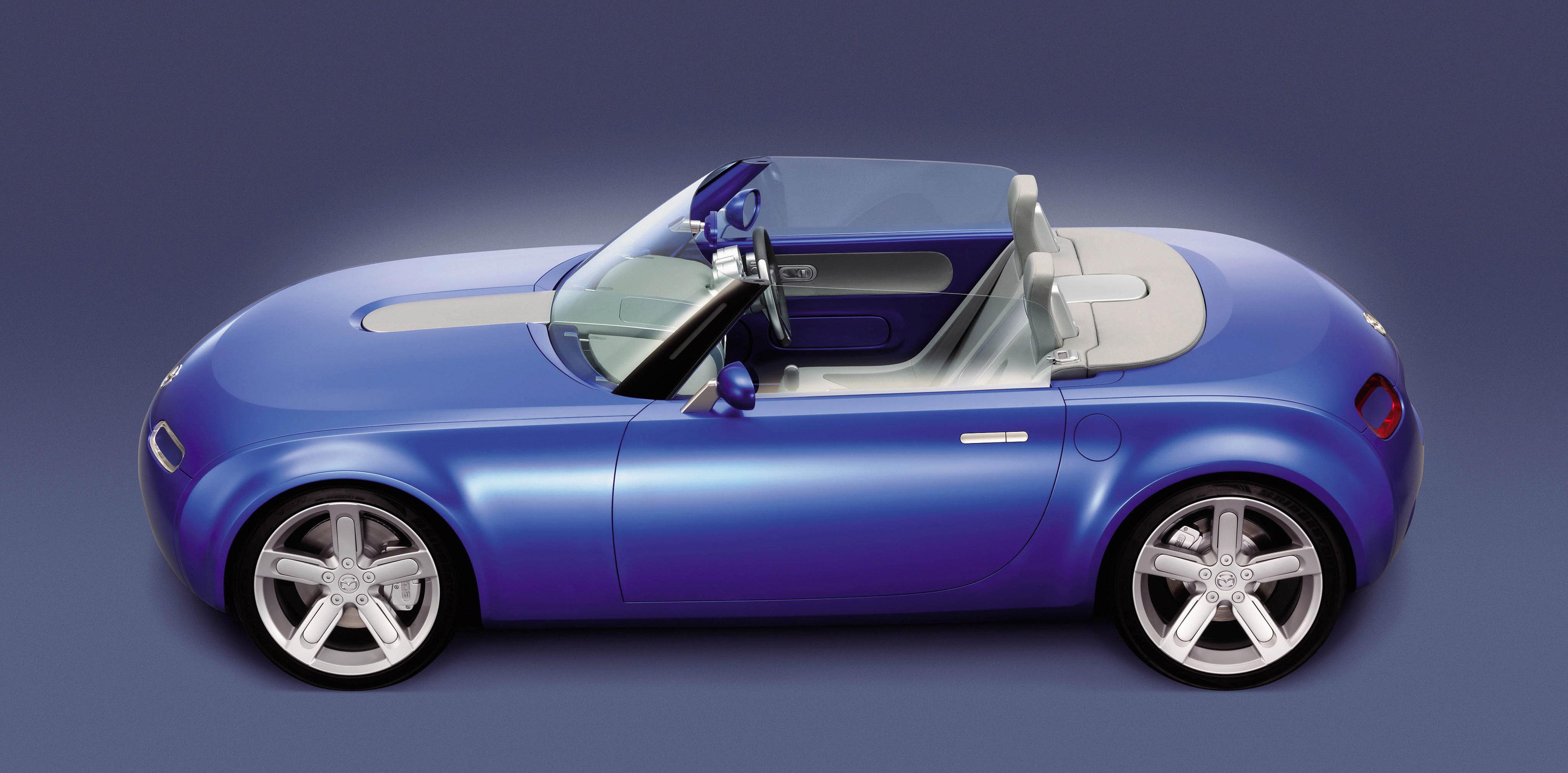Mazda Ibuki Concept - Picture 32407