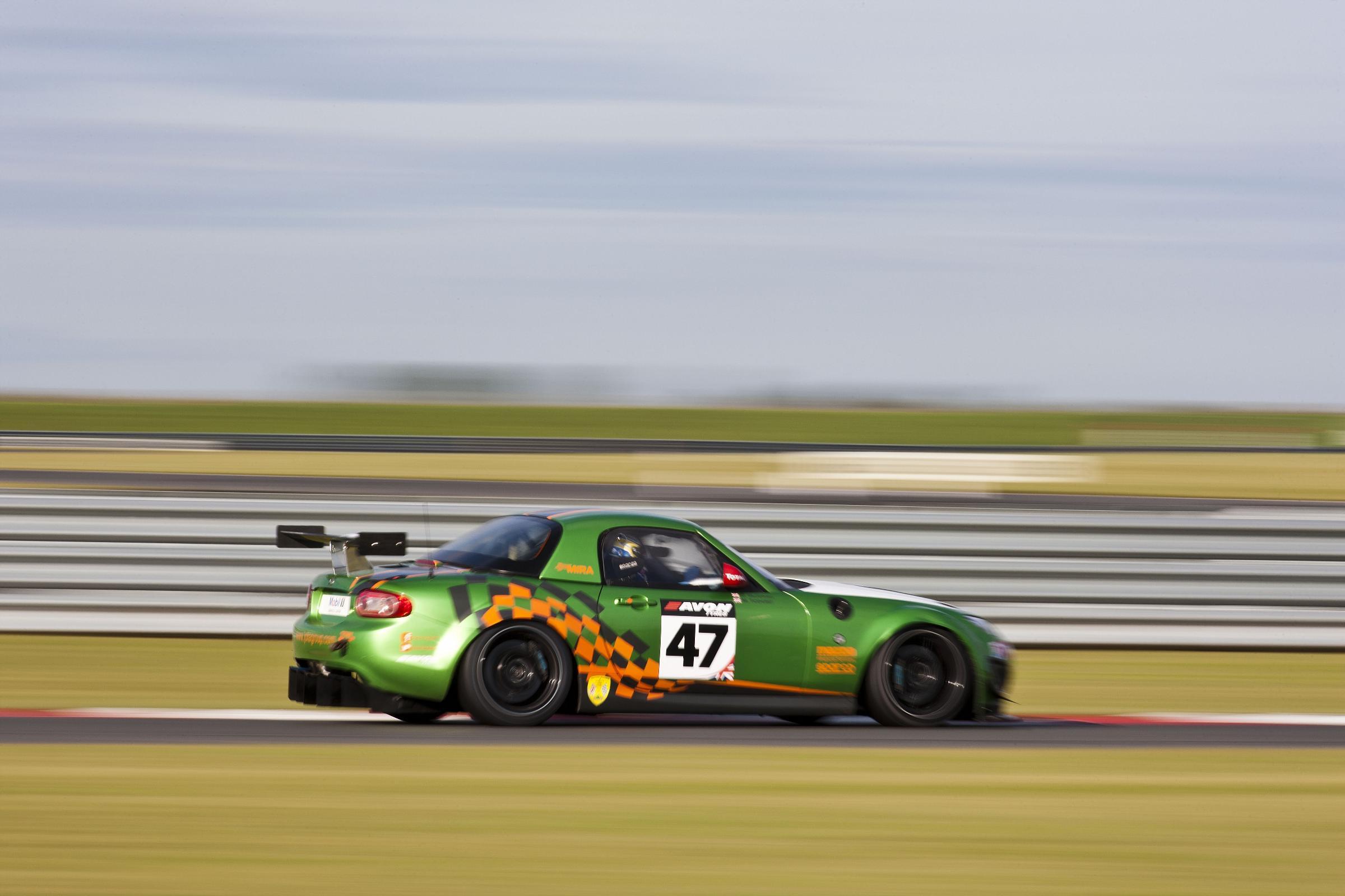 Mazda Mobile Start >> Mazda MX-5 GT4 Race Car Now Customer Built