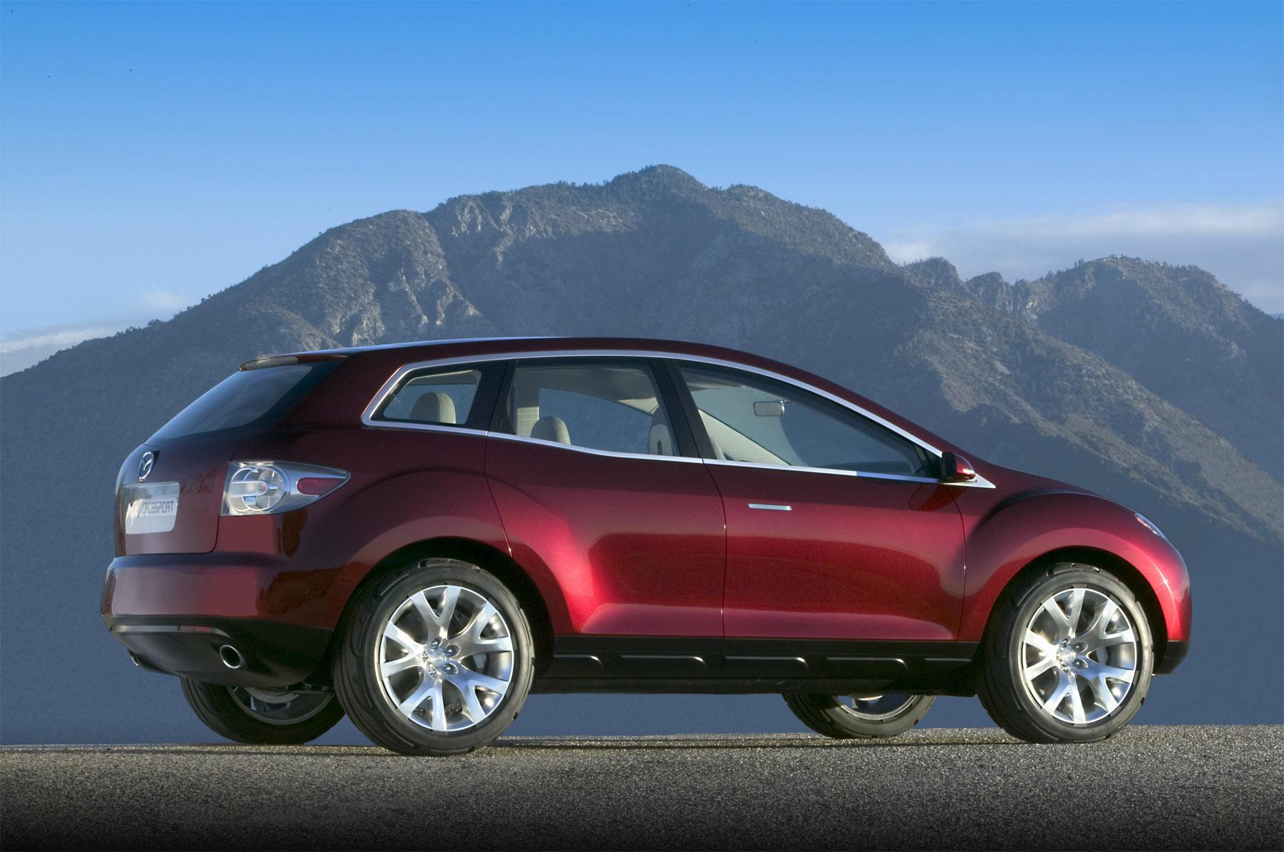 Mazda MX-Crossport Concept - Picture 32463