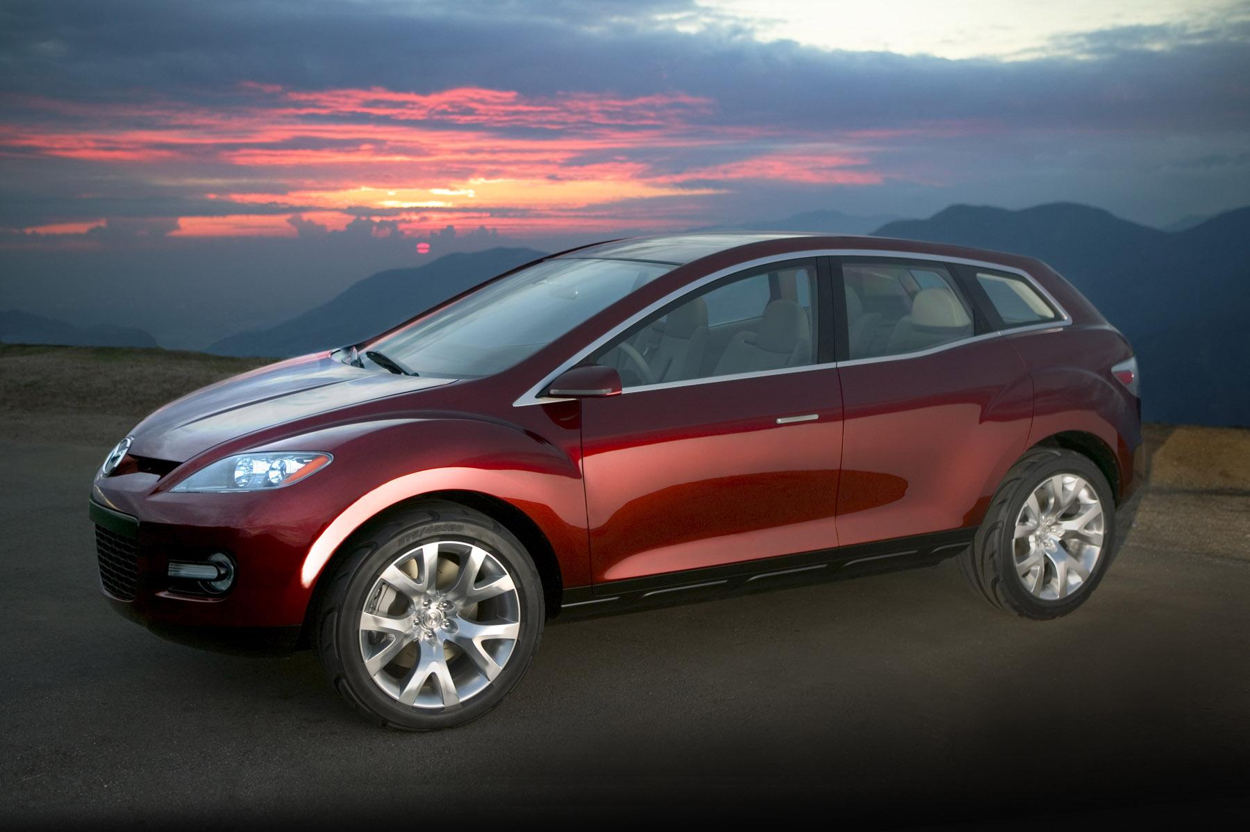 Mazda MX-Crossport Concept - Picture 32468