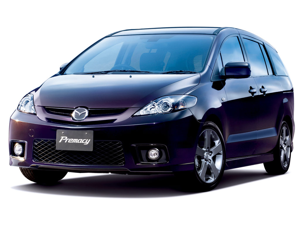Mazda Premacy: 4 фото.