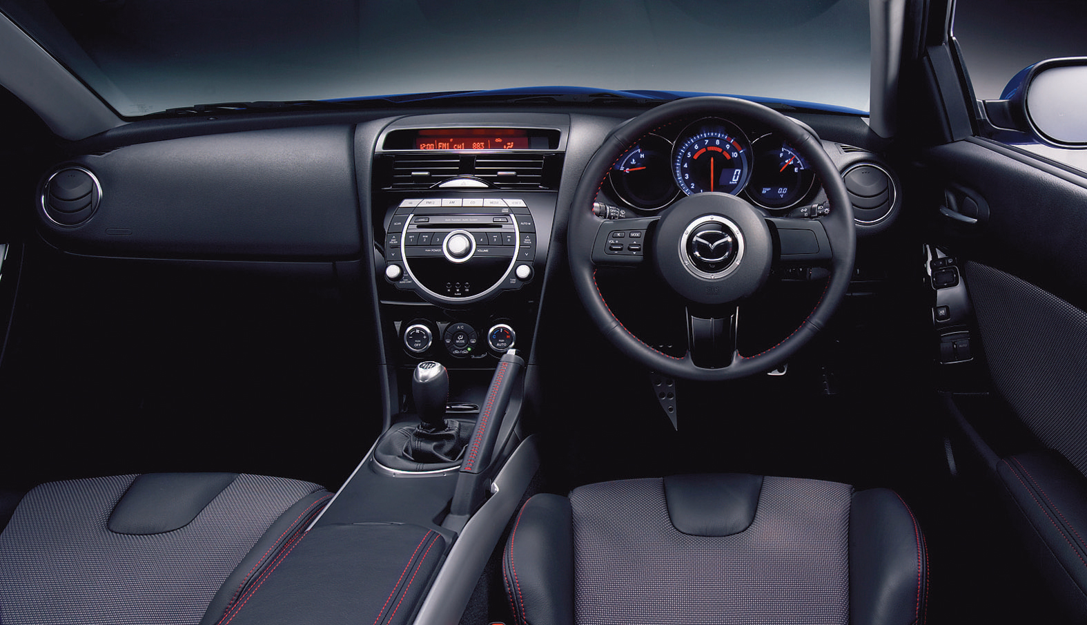 Mazda Adds New Features To Rx 8 In Japan