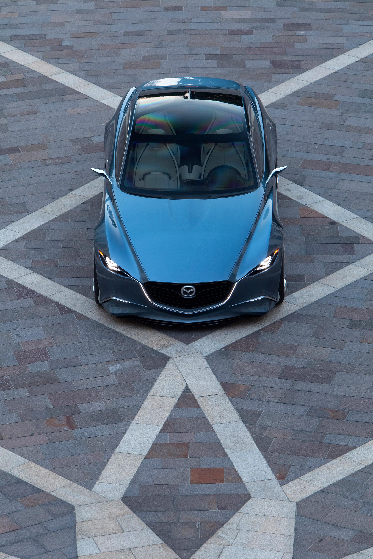 Mazda Shinari Concept - Picture 41589